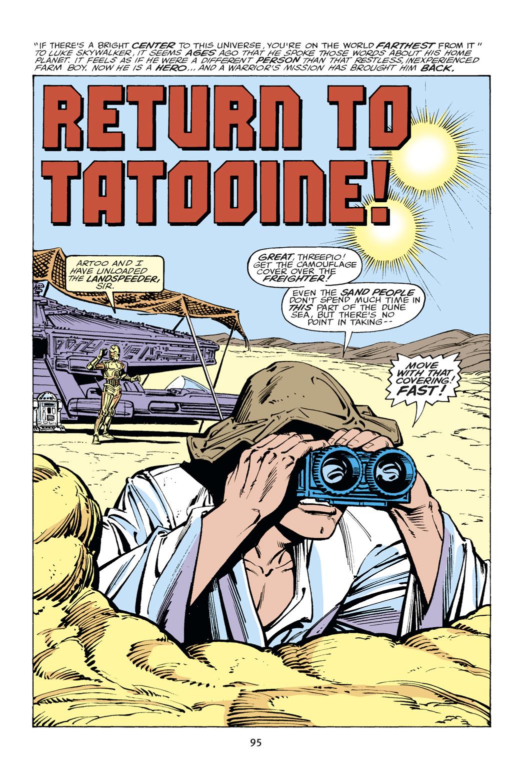 Read online Star Wars Omnibus comic -  Issue # Vol. 14 - 95