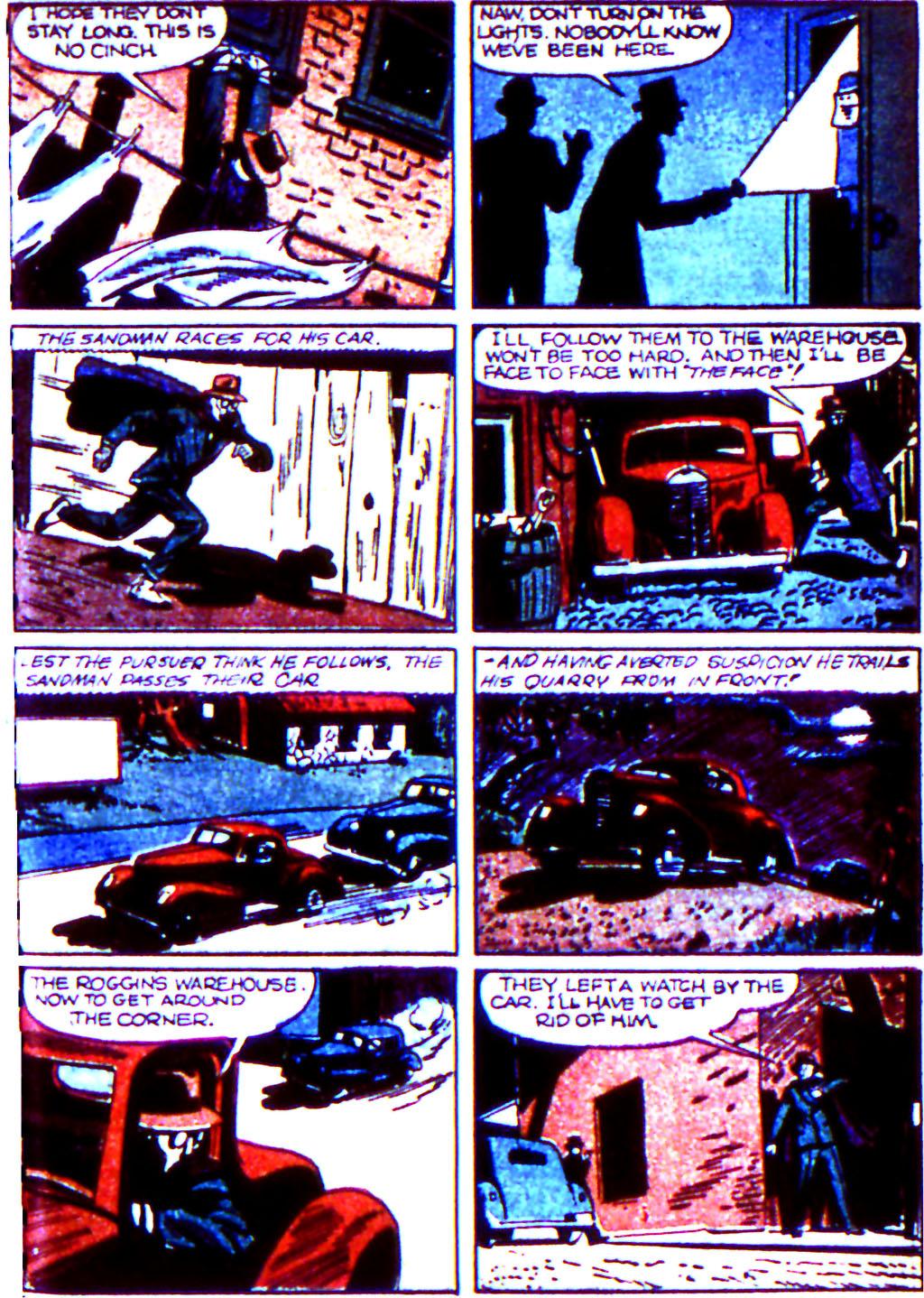 Read online Adventure Comics (1938) comic -  Issue #44 - 9