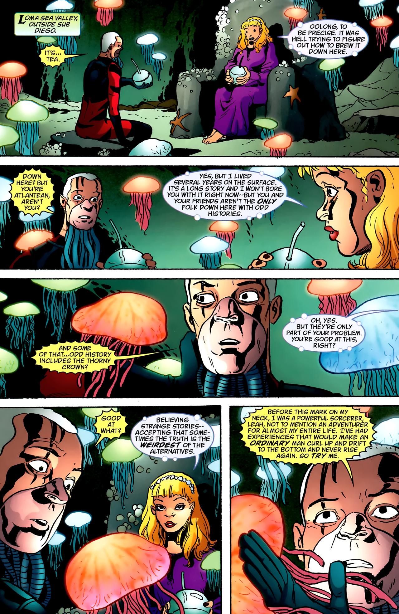 Read online Aquaman: Sword of Atlantis comic -  Issue #55 - 16