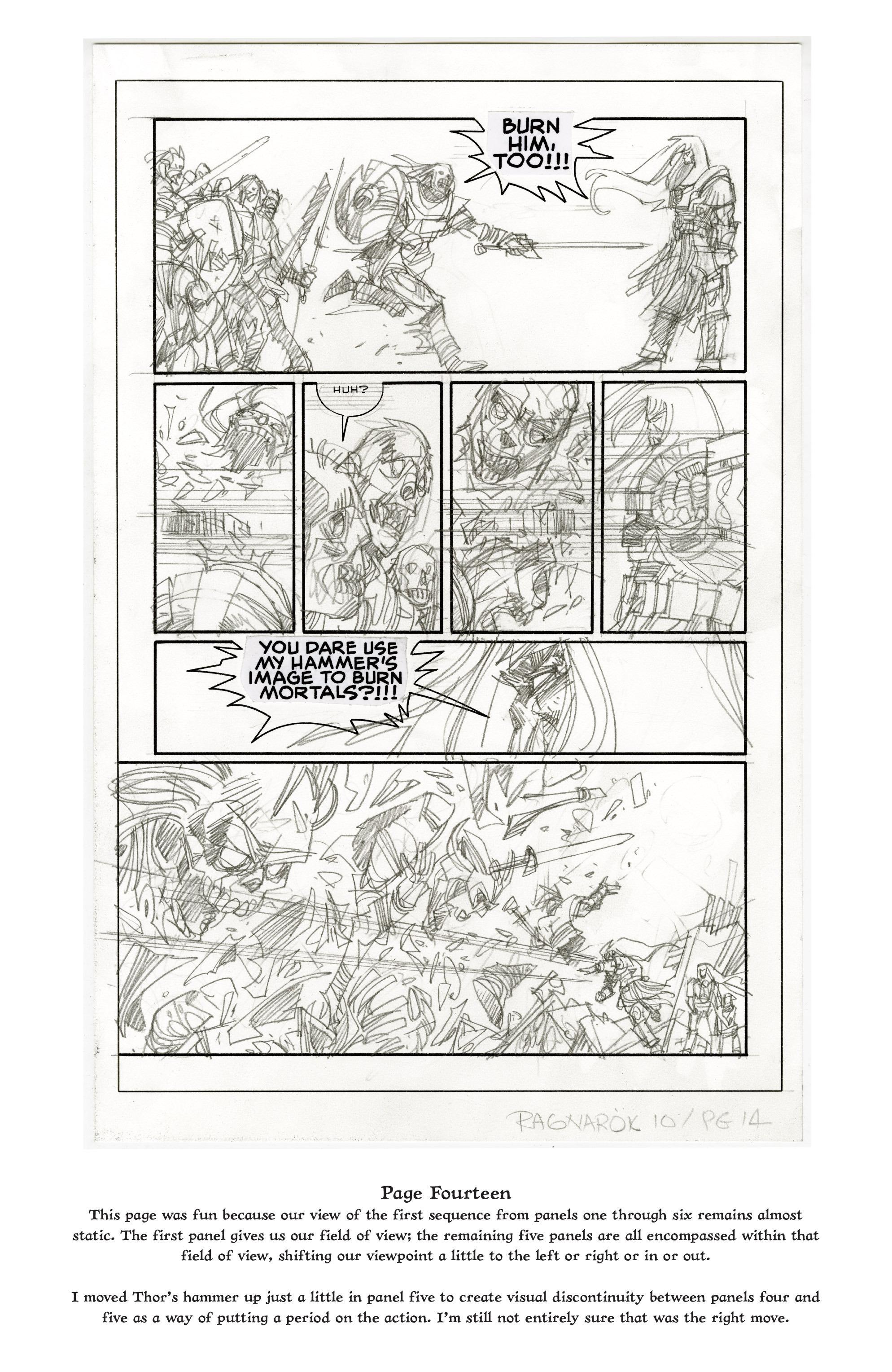 Read online Ragnarok comic -  Issue #10 - 30