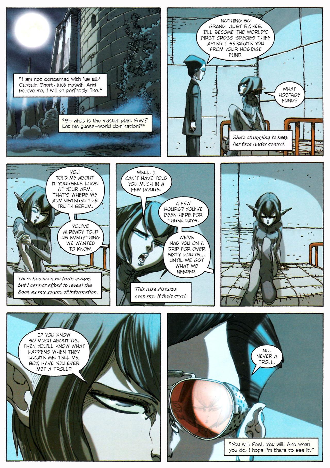 Read online Artemis Fowl: The Graphic Novel comic -  Issue #Artemis Fowl: The Graphic Novel Full - 51