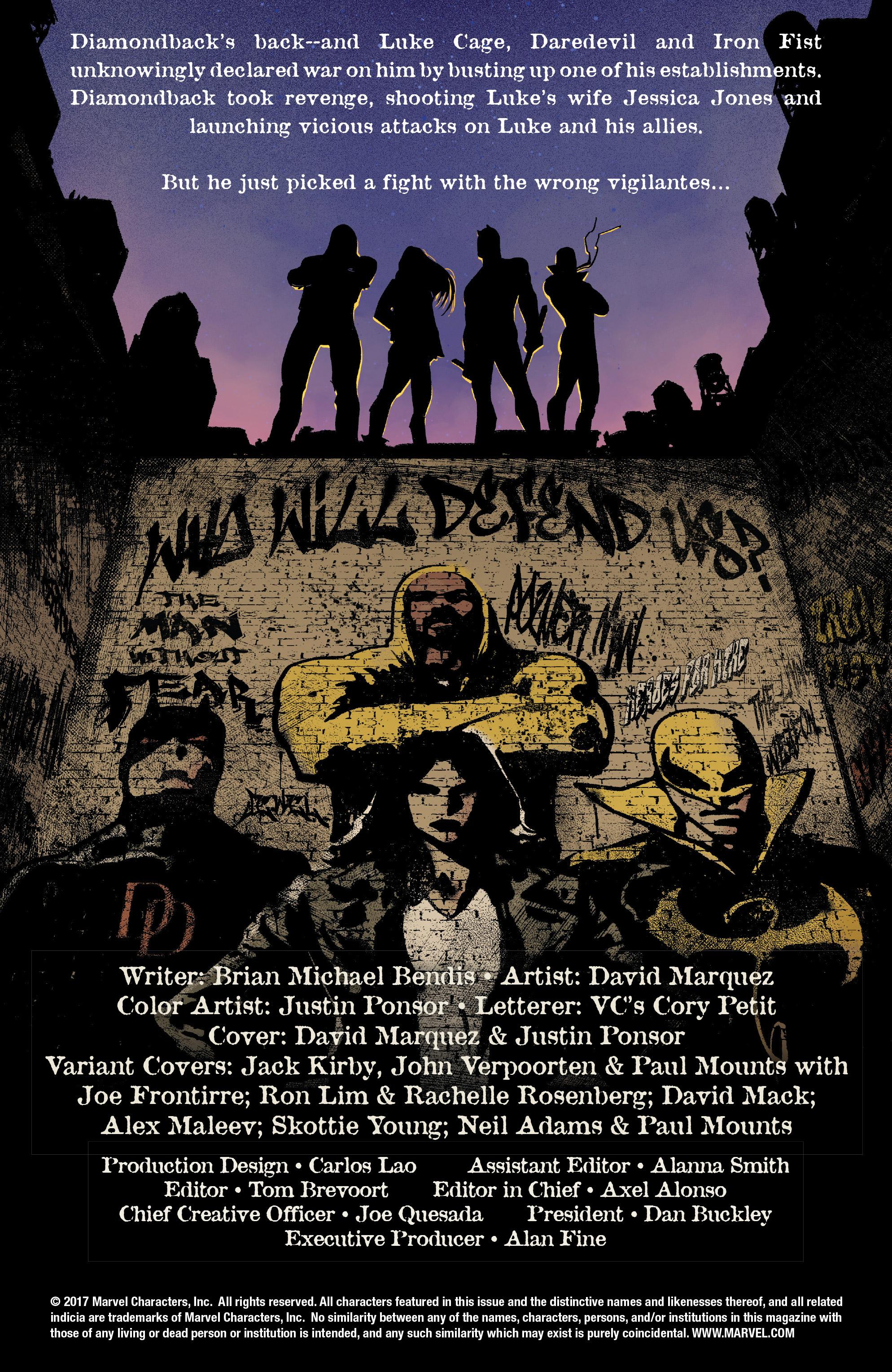 Read online Defenders (2017) comic -  Issue #1 - 8