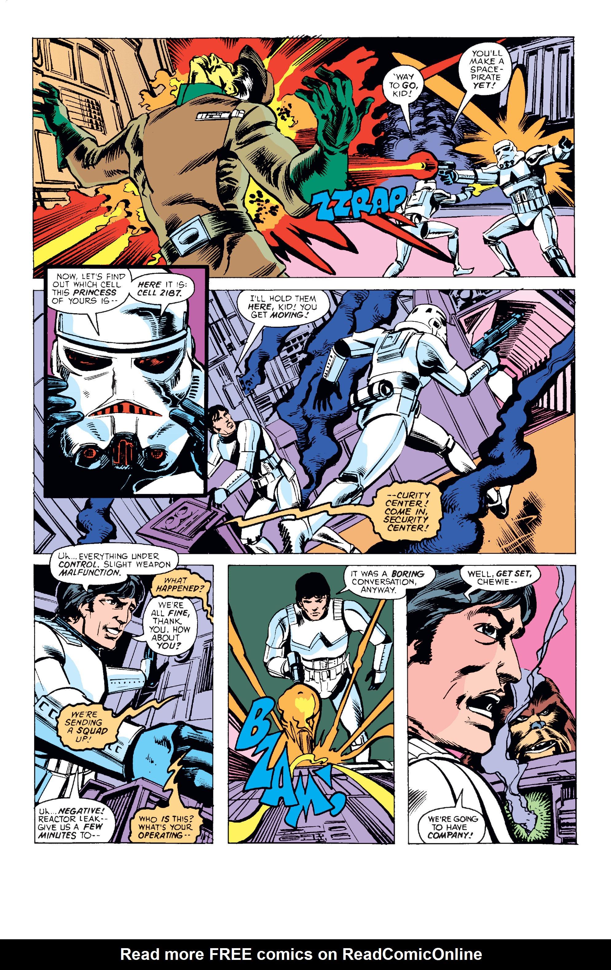Read online Star Wars Omnibus comic -  Issue # Vol. 13 - 58