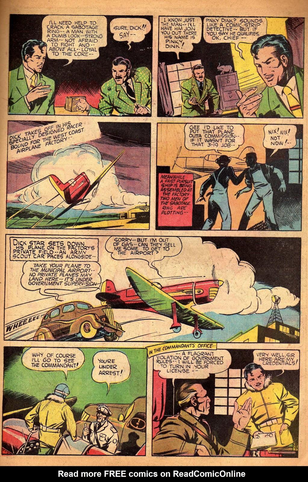 Bang-Up Comics issue 1 - Page 44