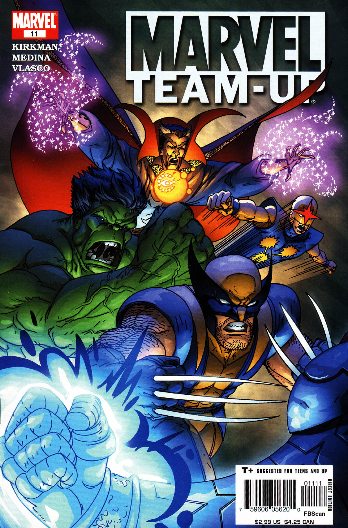 Marvel Team-Up (2004) 11 Page 1