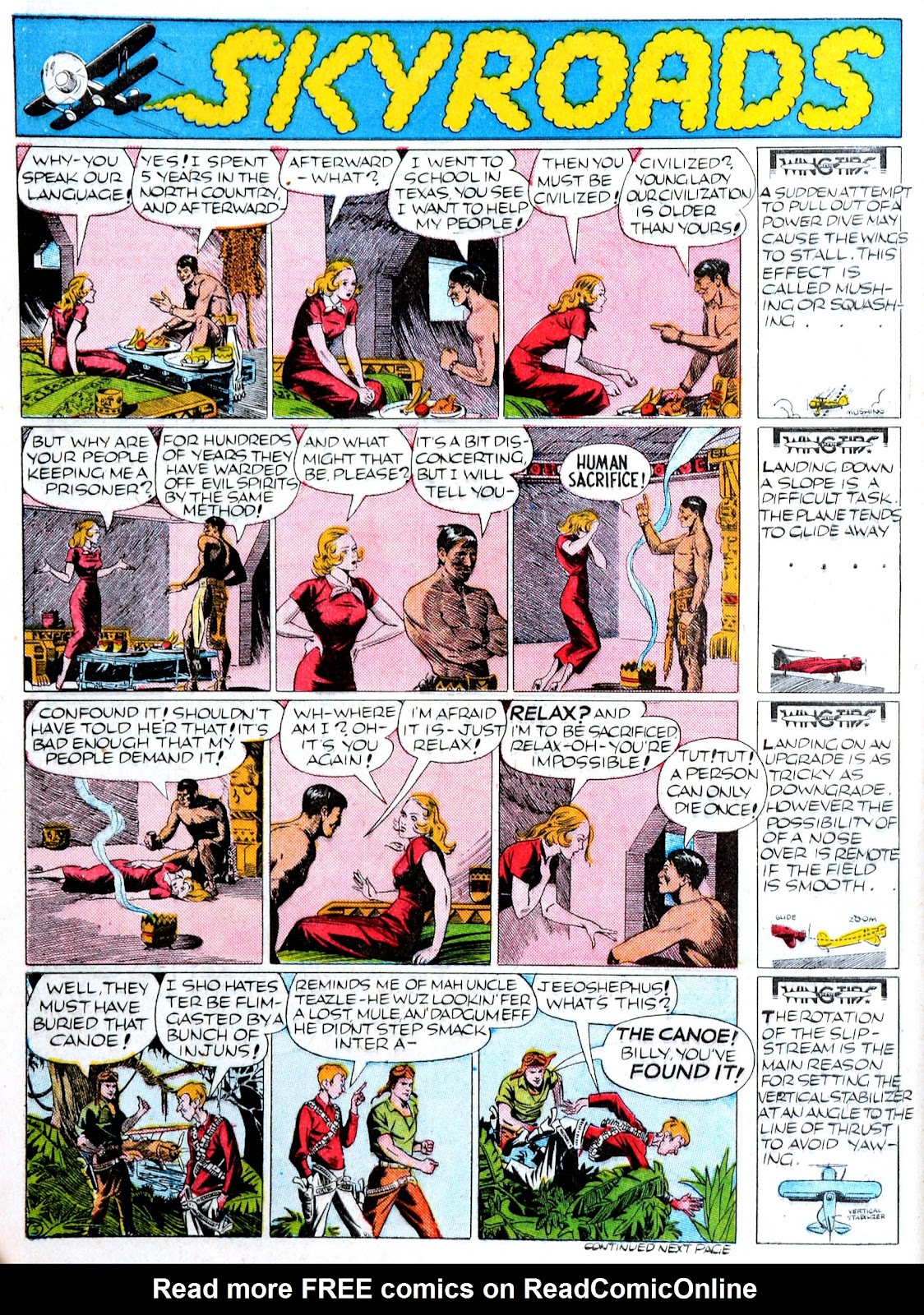 Read online Famous Funnies comic -  Issue #60 - 14