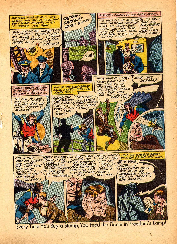 Read online Sensation (Mystery) Comics comic -  Issue #30 - 35