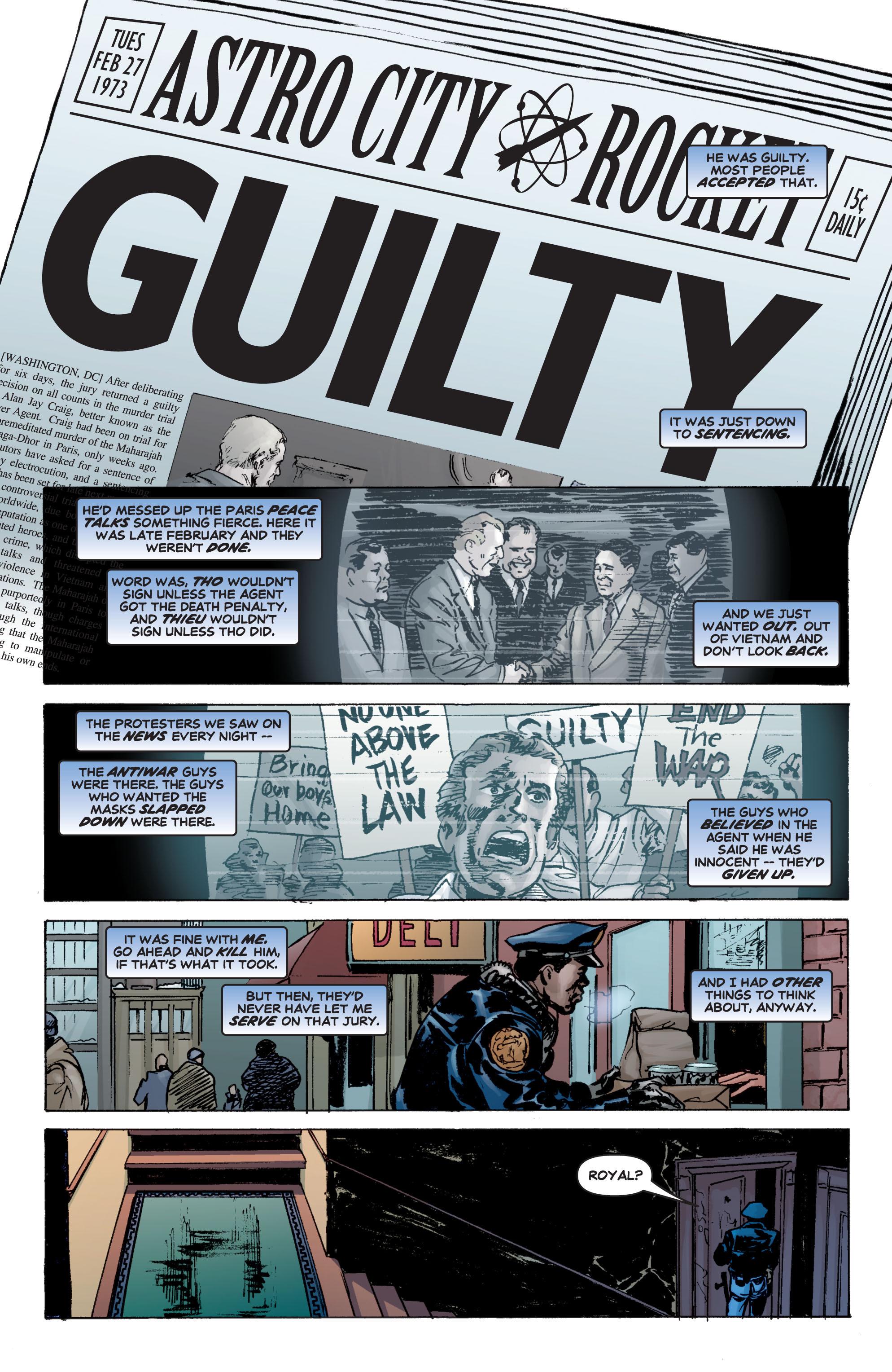 Read online Astro City: Dark Age/Book One comic -  Issue #3 - 5