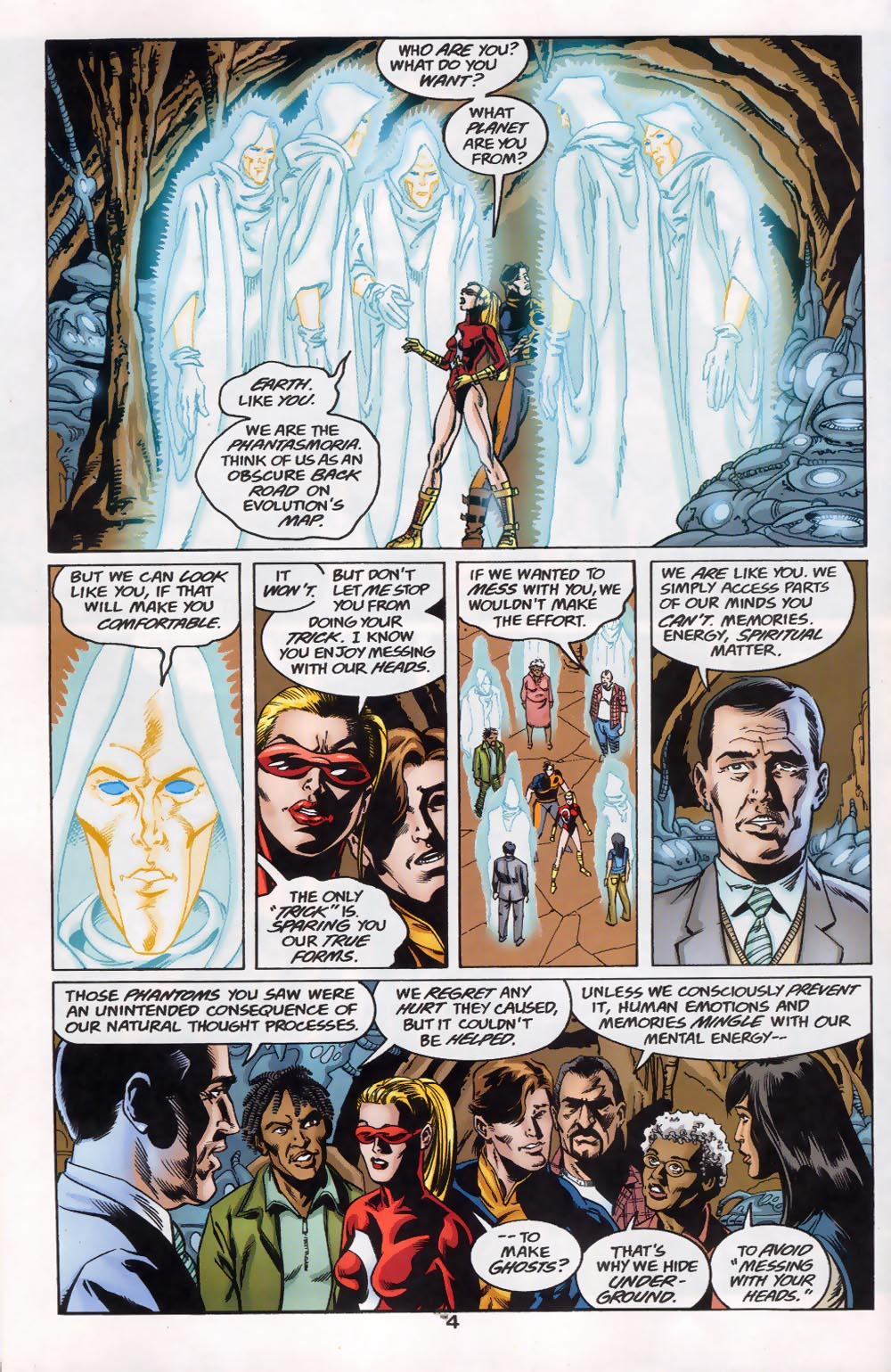 Read online The Titans (1999) comic -  Issue #46 - 5