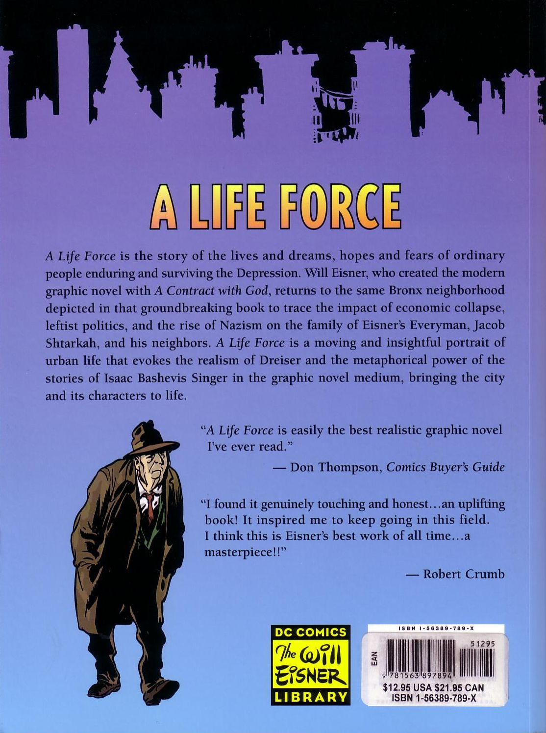 Read online A Life Force comic -  Issue #A Life Force TPB - 141