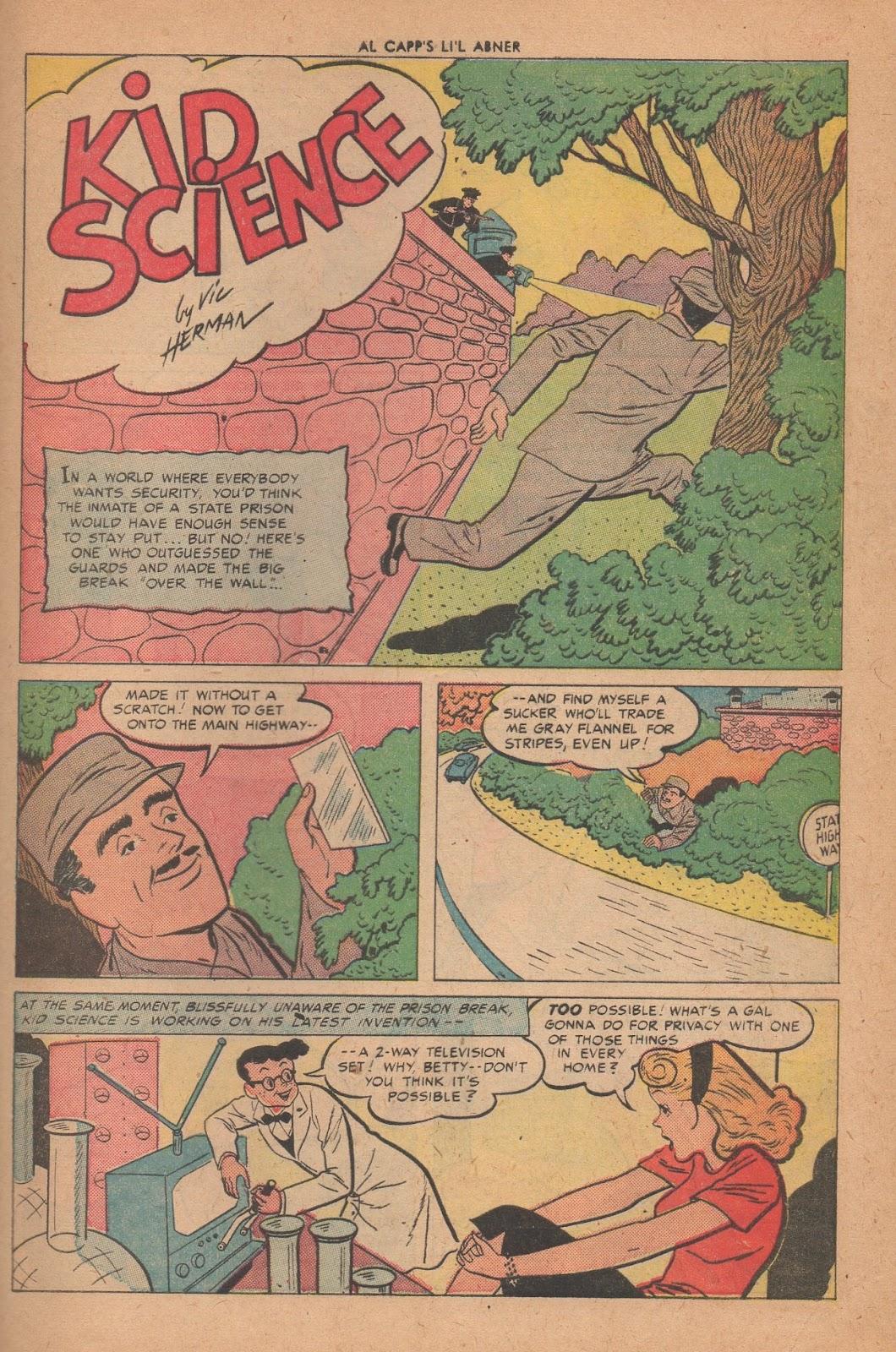 Li'l Abner Comics issue 77 - Page 31