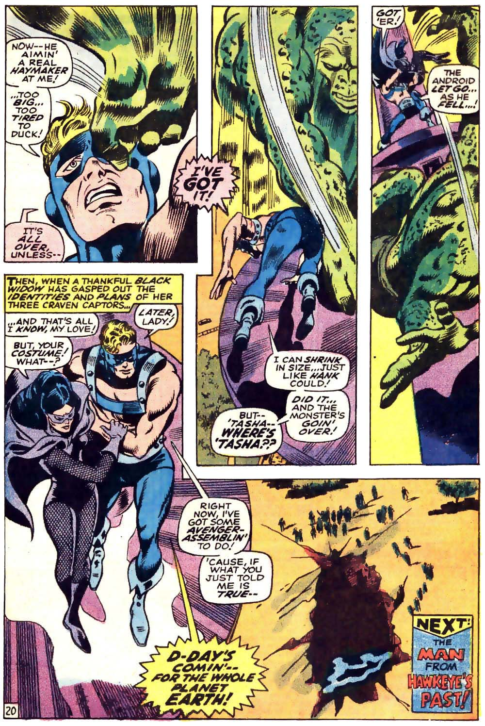 The Avengers (1963) 63 Page 20
