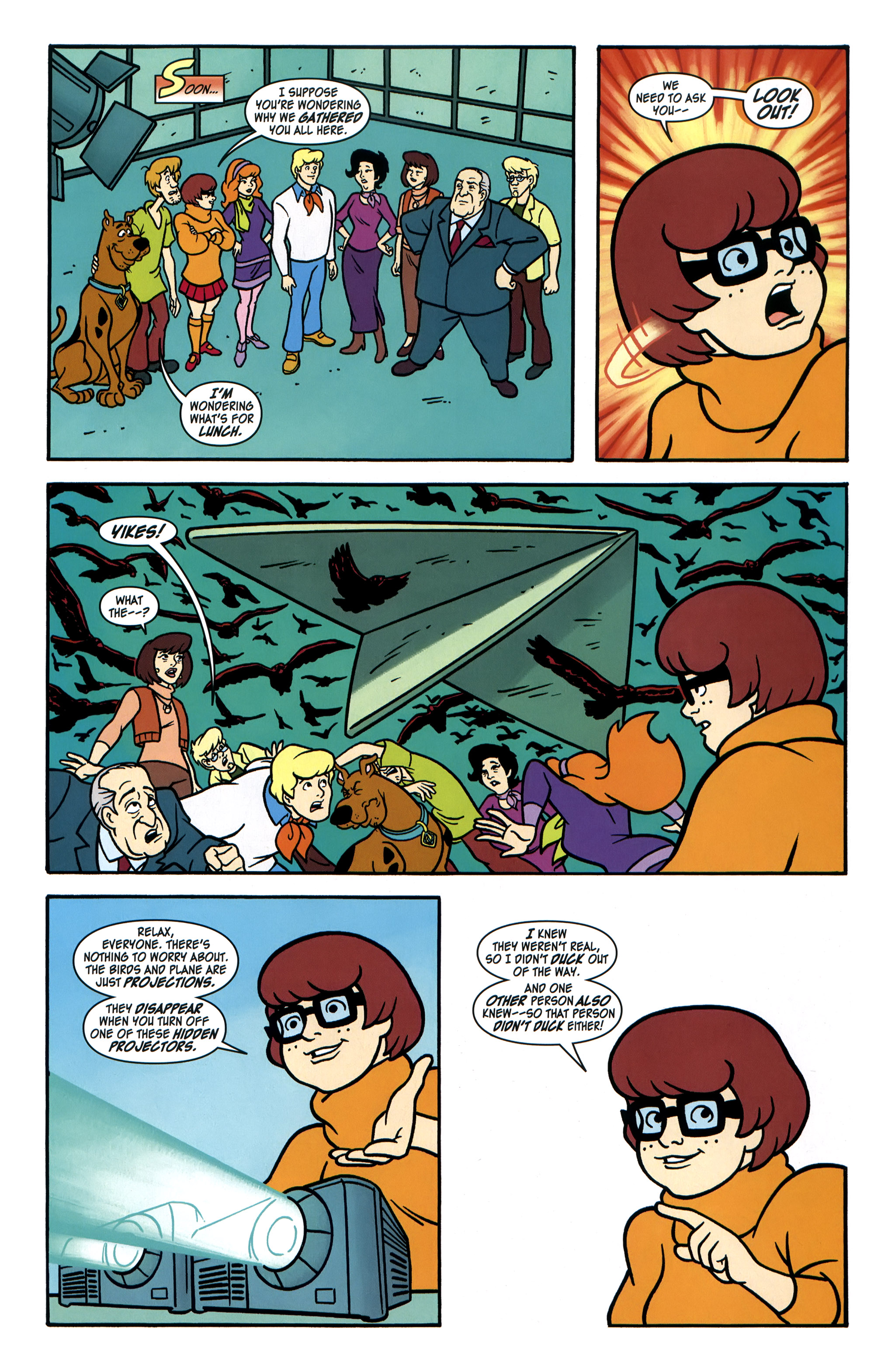 Read online Scooby-Doo: Where Are You? comic -  Issue #32 - 13
