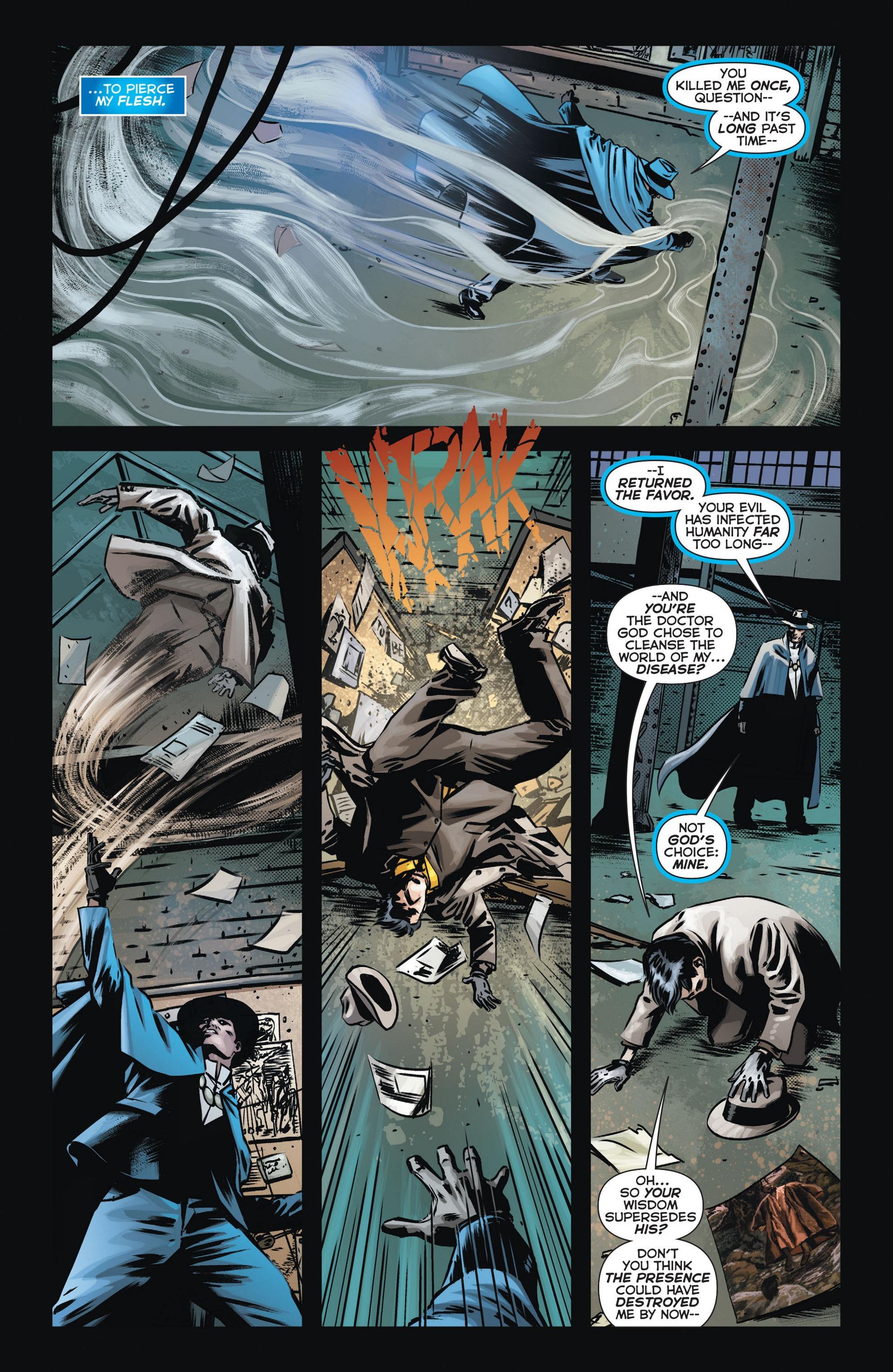 Read online Trinity of Sin: The Phantom Stranger comic -  Issue #13 - 13