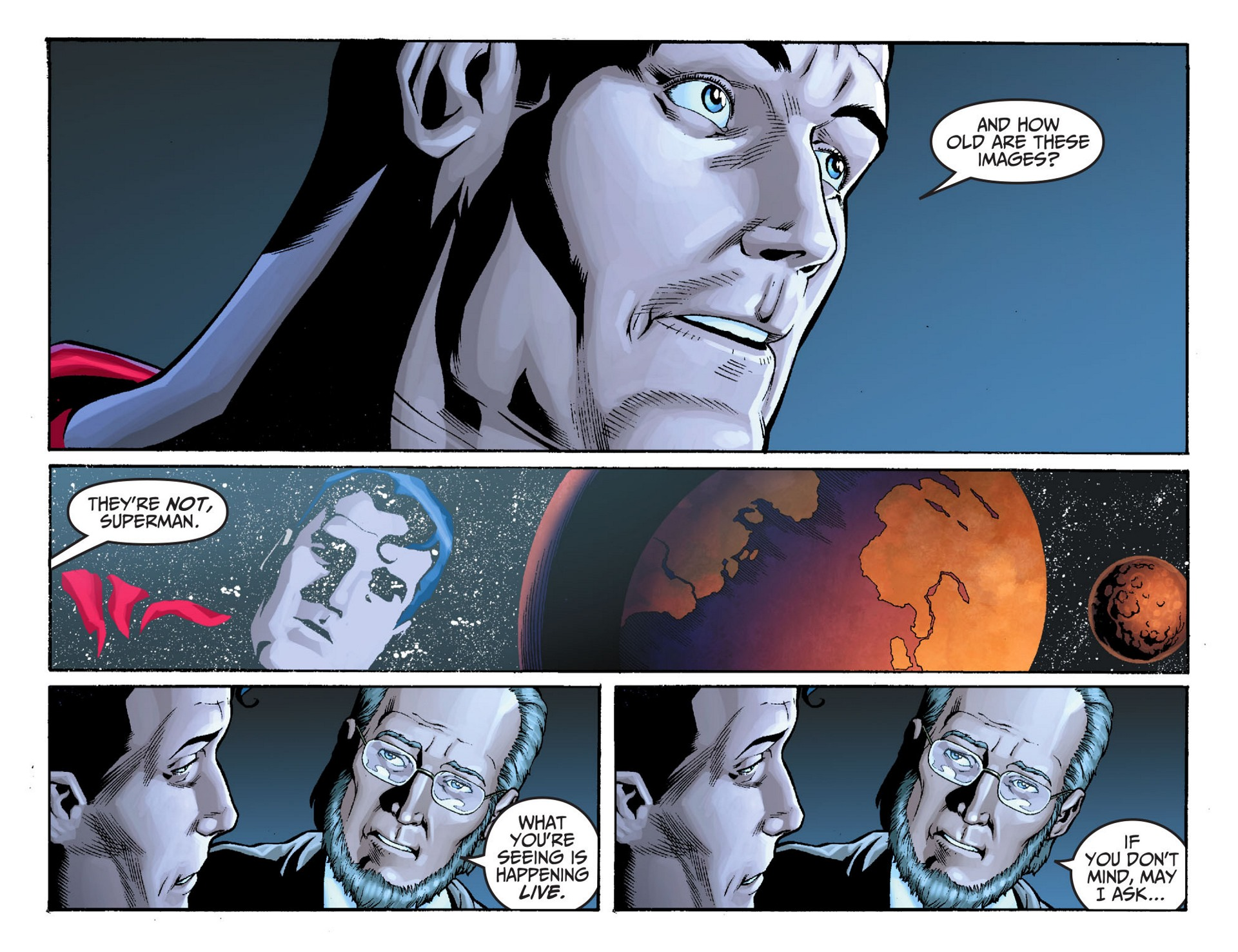 Read online Adventures of Superman [I] comic -  Issue #22 - 14