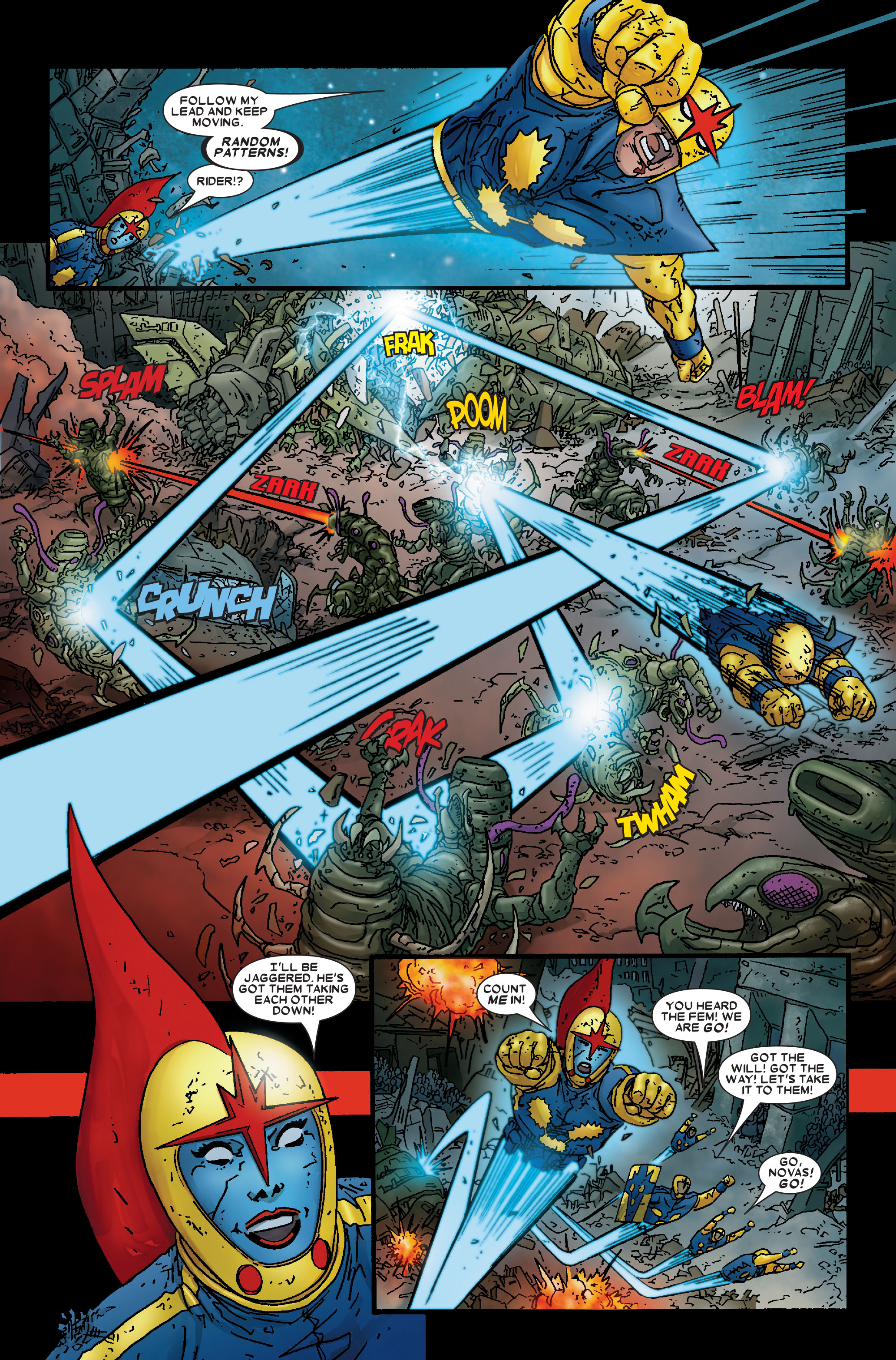 Read online Annihilation: Prologue comic -  Issue #Annihilation: Prologue Full - 25