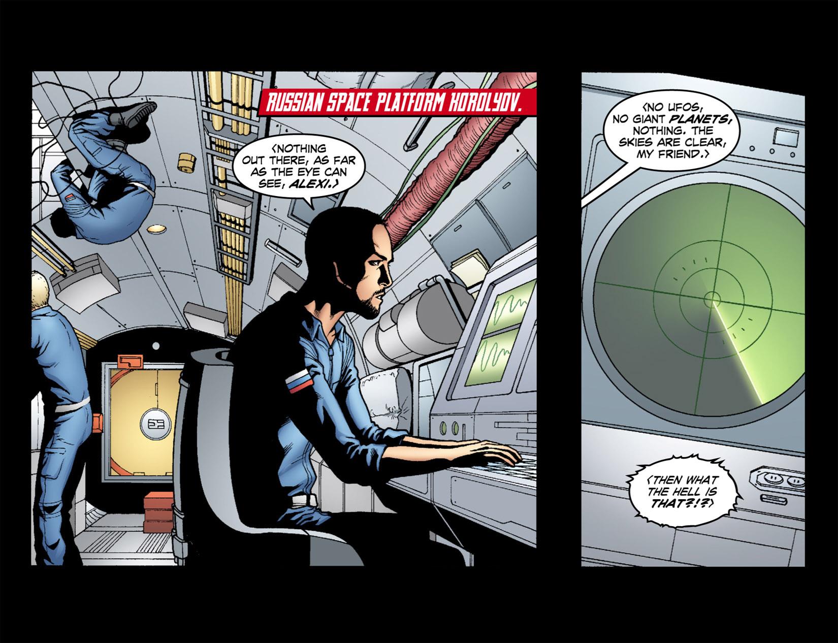 Read online Smallville: Season 11 comic -  Issue #1 - 10