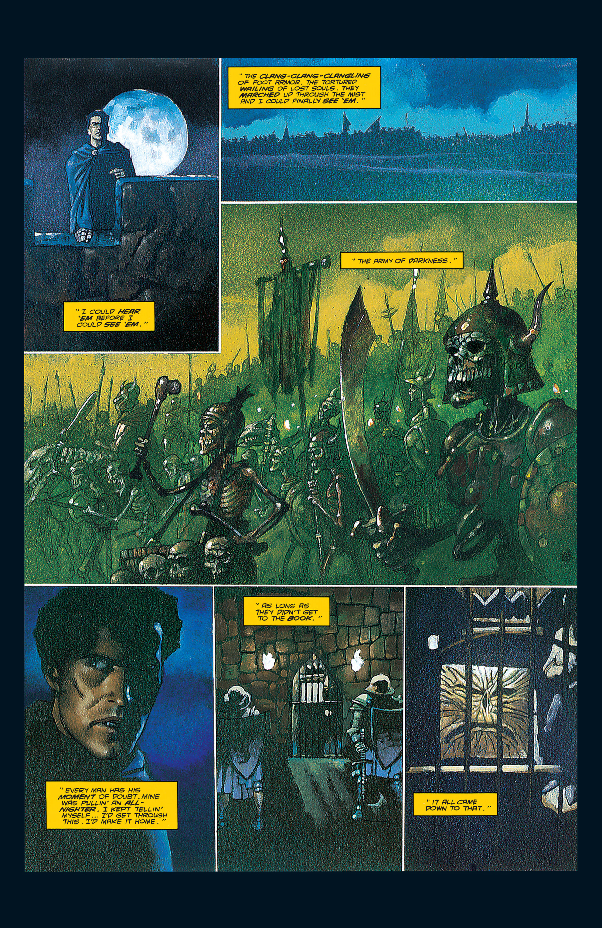 Read online Army of Darkness (1992) comic -  Issue #3 - 12