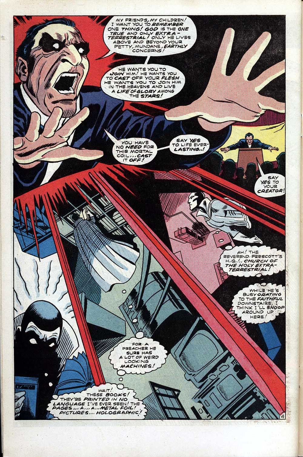 Read online The Fly (1983) comic -  Issue #1 - 28