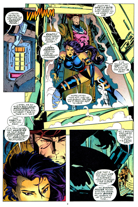 X-Men (1991) 34 Page 3
