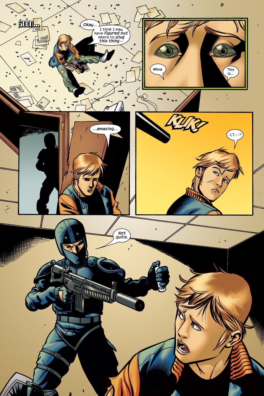 Read online Machine Teen comic -  Issue #4 - 11