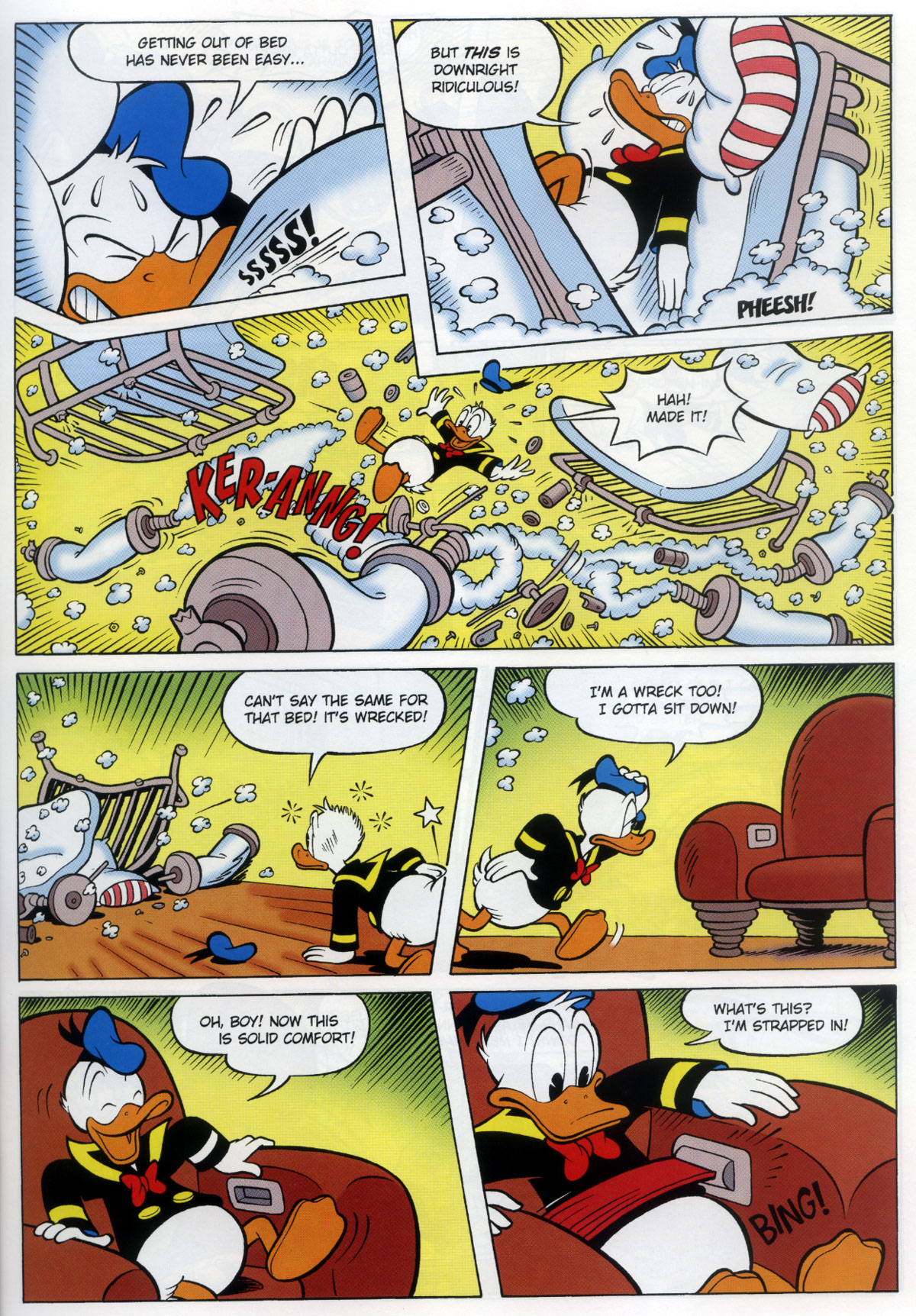 Read online Uncle Scrooge (1953) comic -  Issue #333 - 31