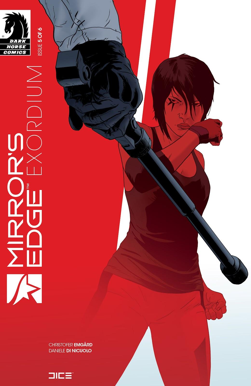 Mirror's Edge: Exordium issue 5 - Page 1