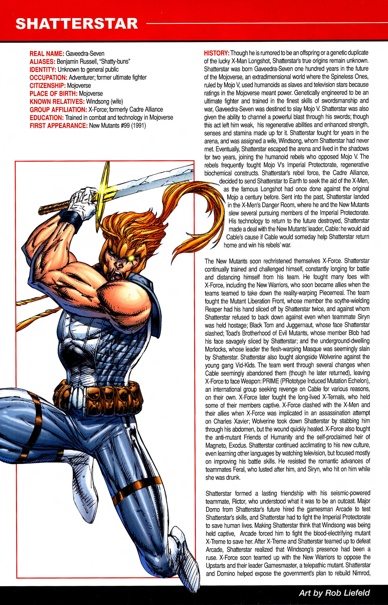 Read online All-New Official Handbook of the Marvel Universe A to Z comic -  Issue #10 - 6