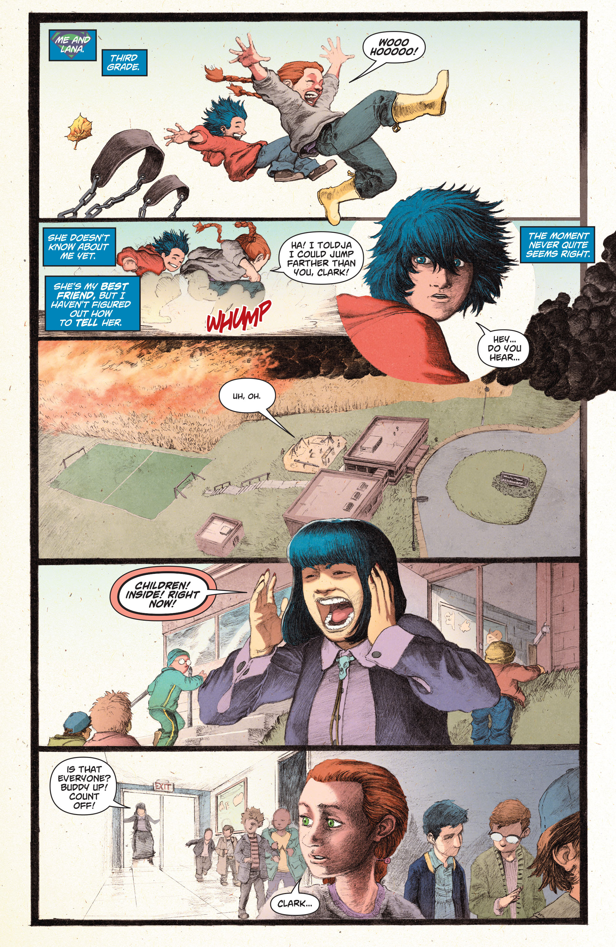 Read online Action Comics (2011) comic -  Issue #37 - 5