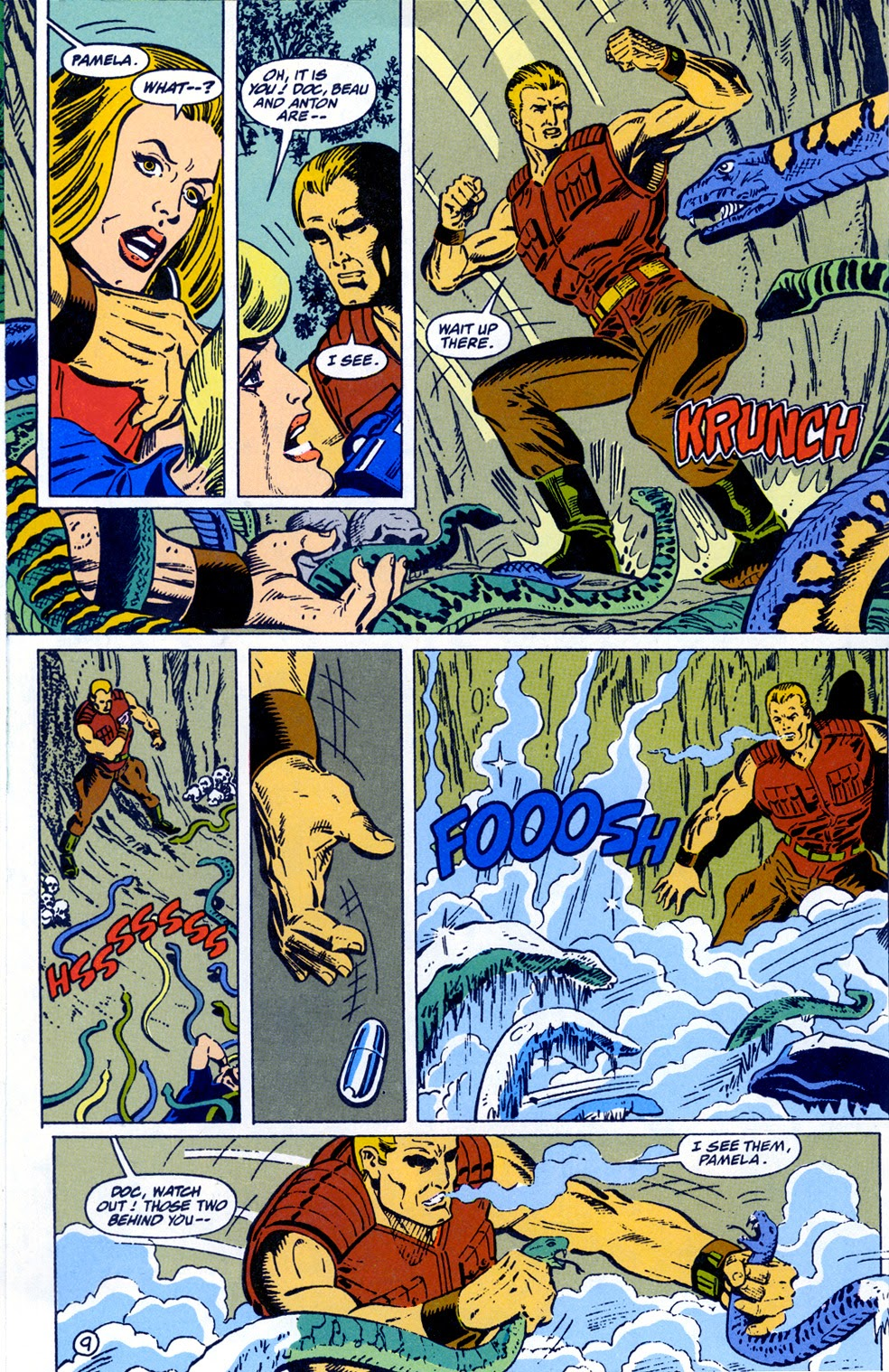 Doc Savage (1988) issue 10 - Page 11