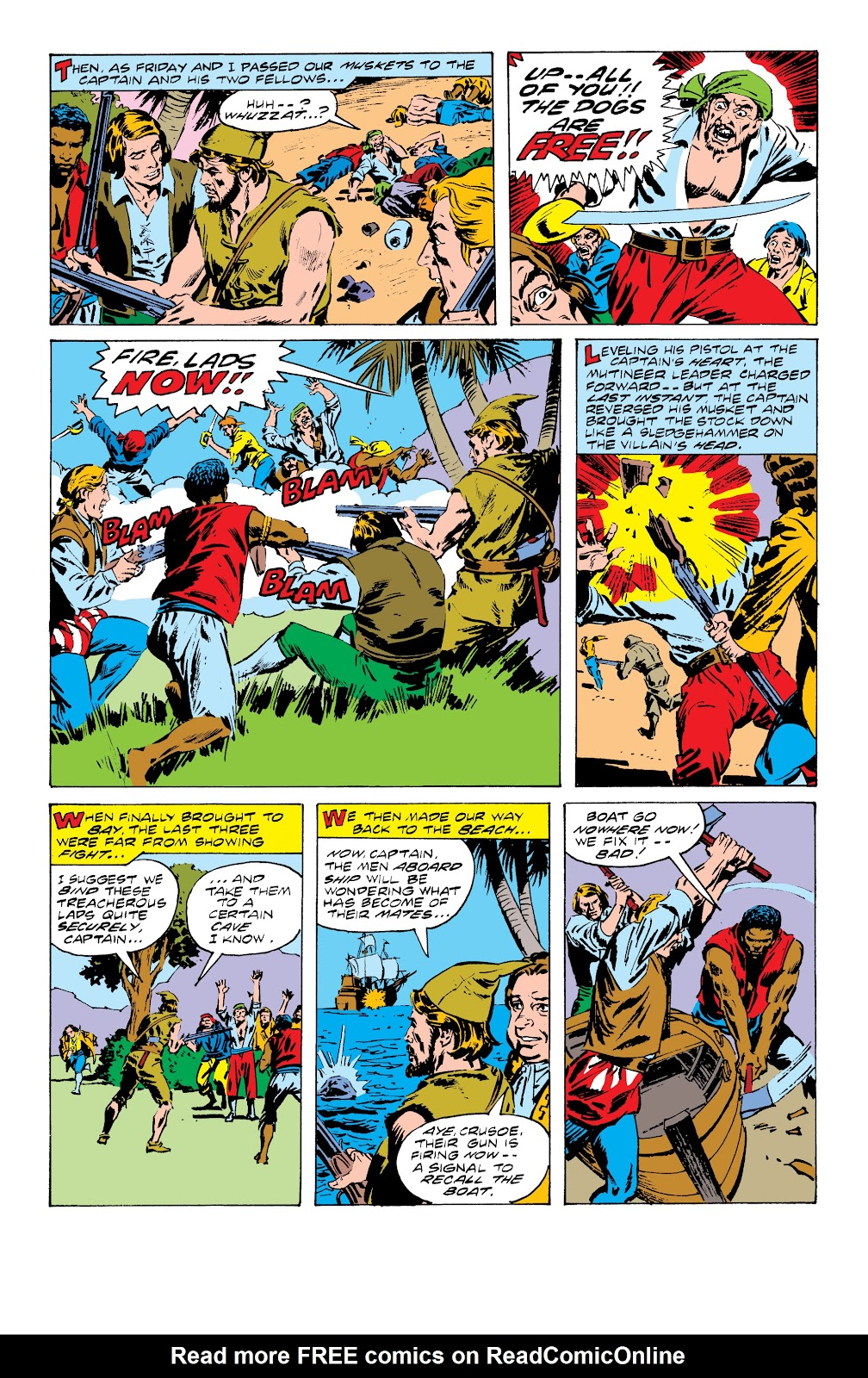 Marvel Classics Comics Series Featuring issue 19 - Page 43