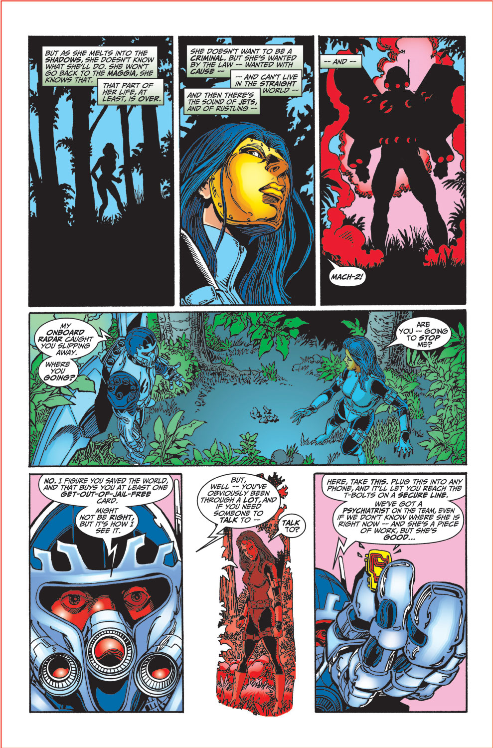 Read online Avengers (1998) comic -  Issue #34 - 35