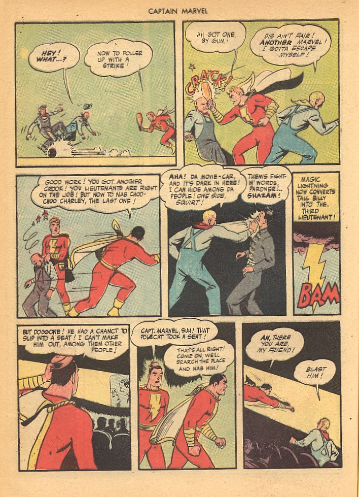 Captain Marvel Adventures issue 62 - Page 20