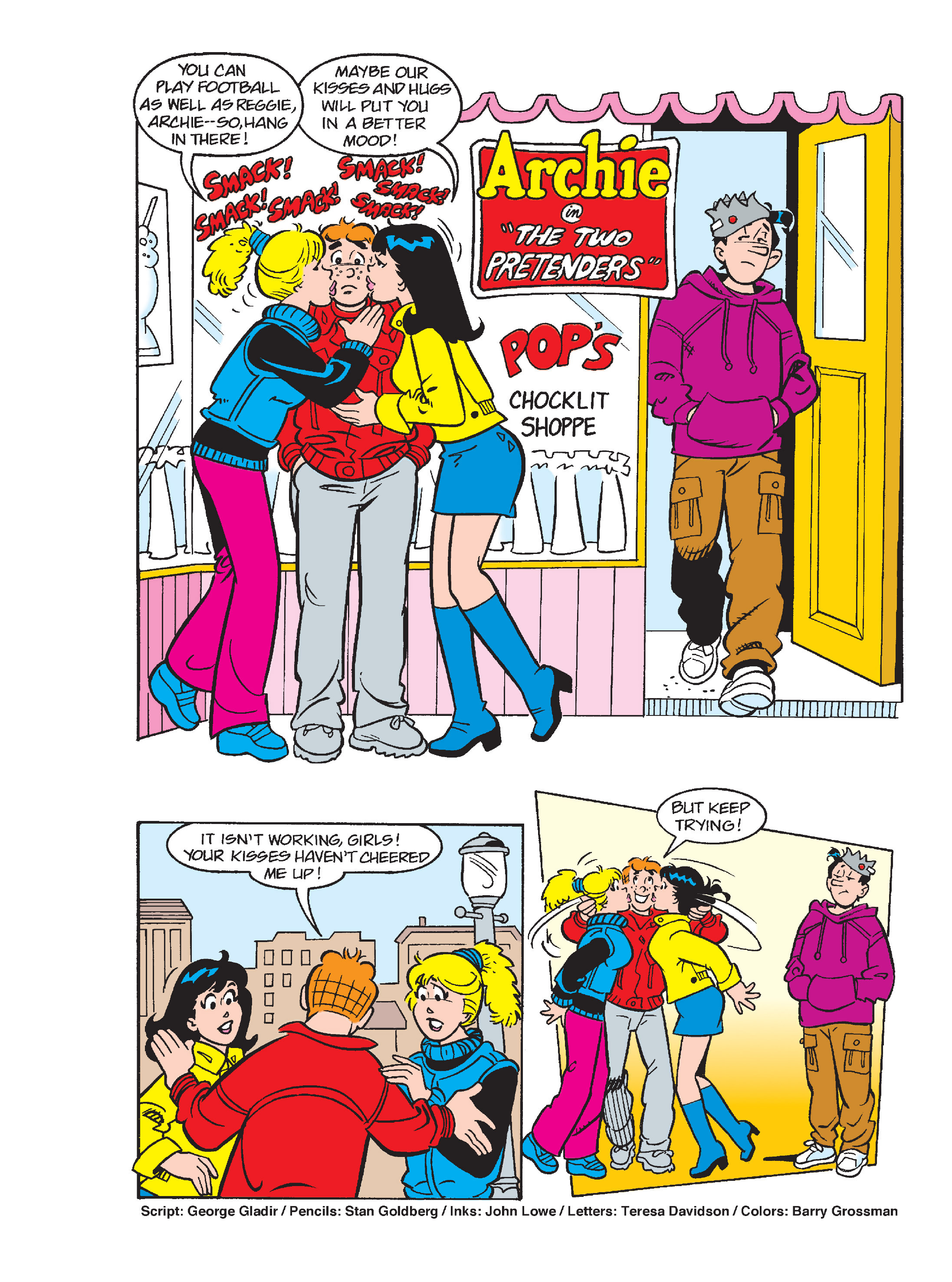 Read online World of Archie Double Digest comic -  Issue #55 - 190