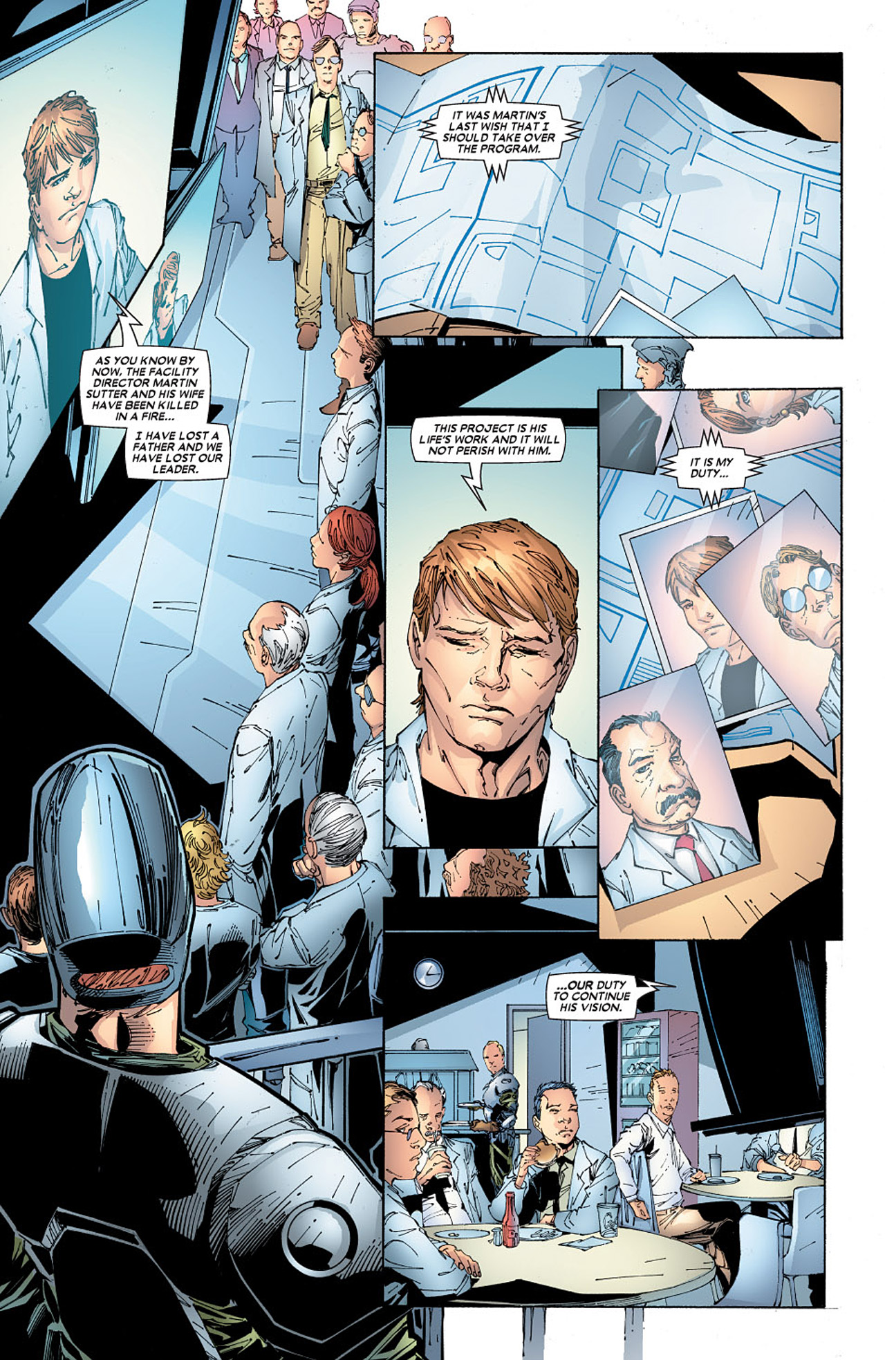 Read online X-23 (2005) comic -  Issue #5 - 17