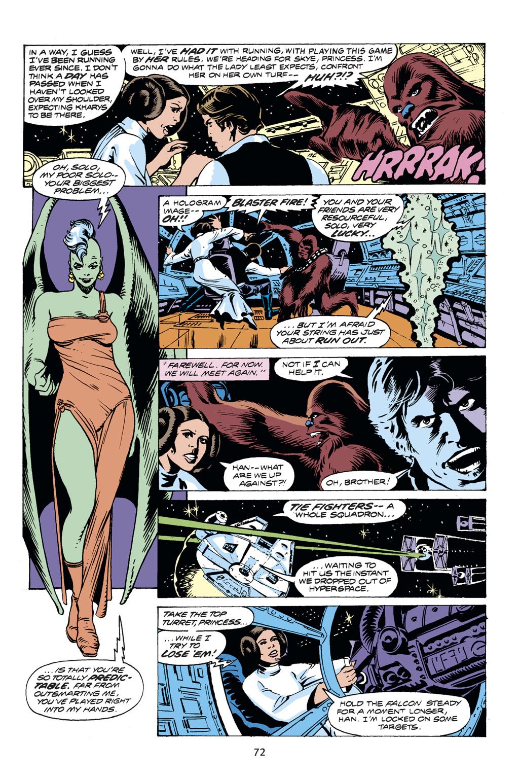 Read online Star Wars Omnibus comic -  Issue # Vol. 14 - 72