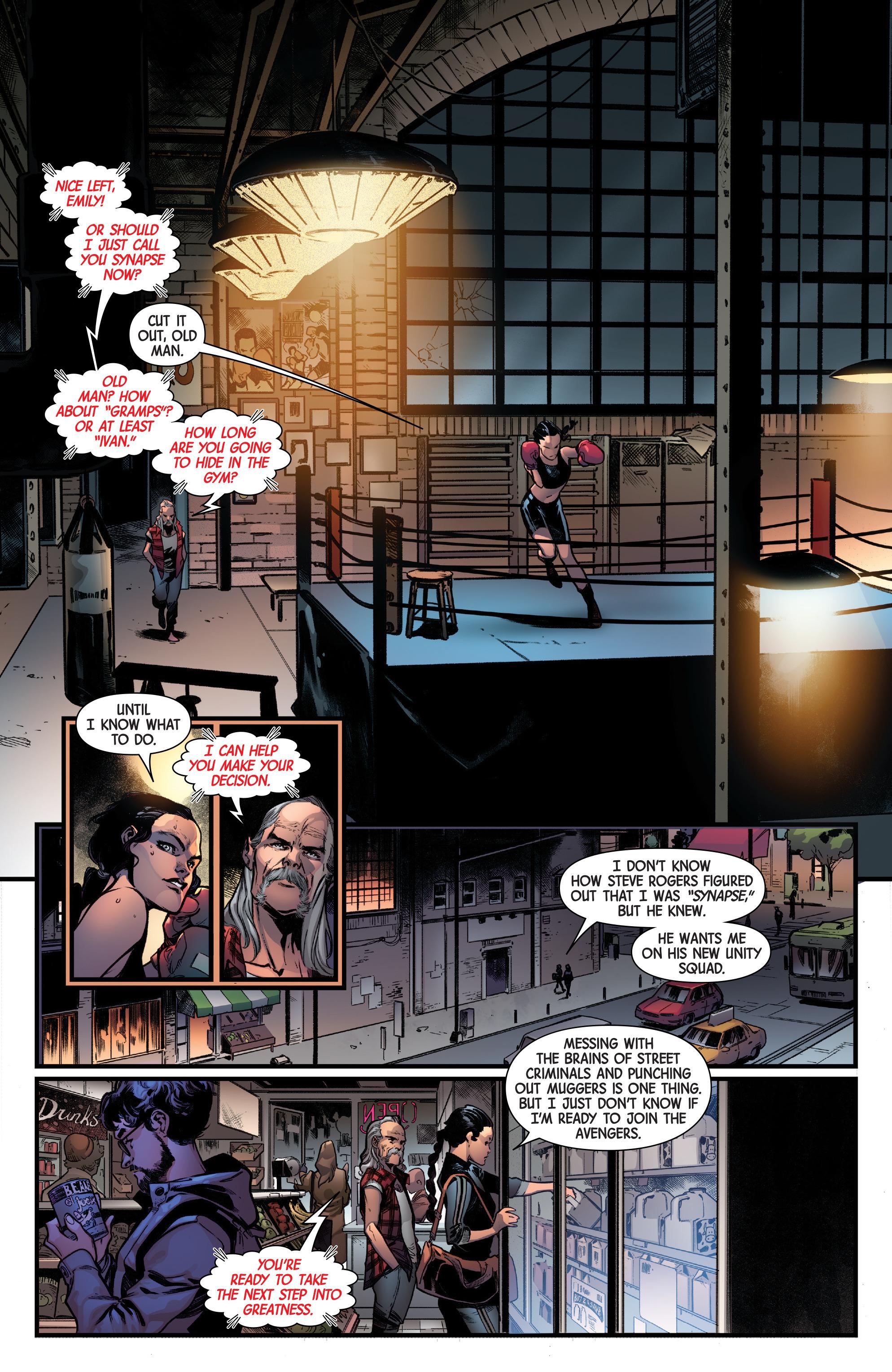Read online Uncanny Avengers [II] comic -  Issue #19 - 6