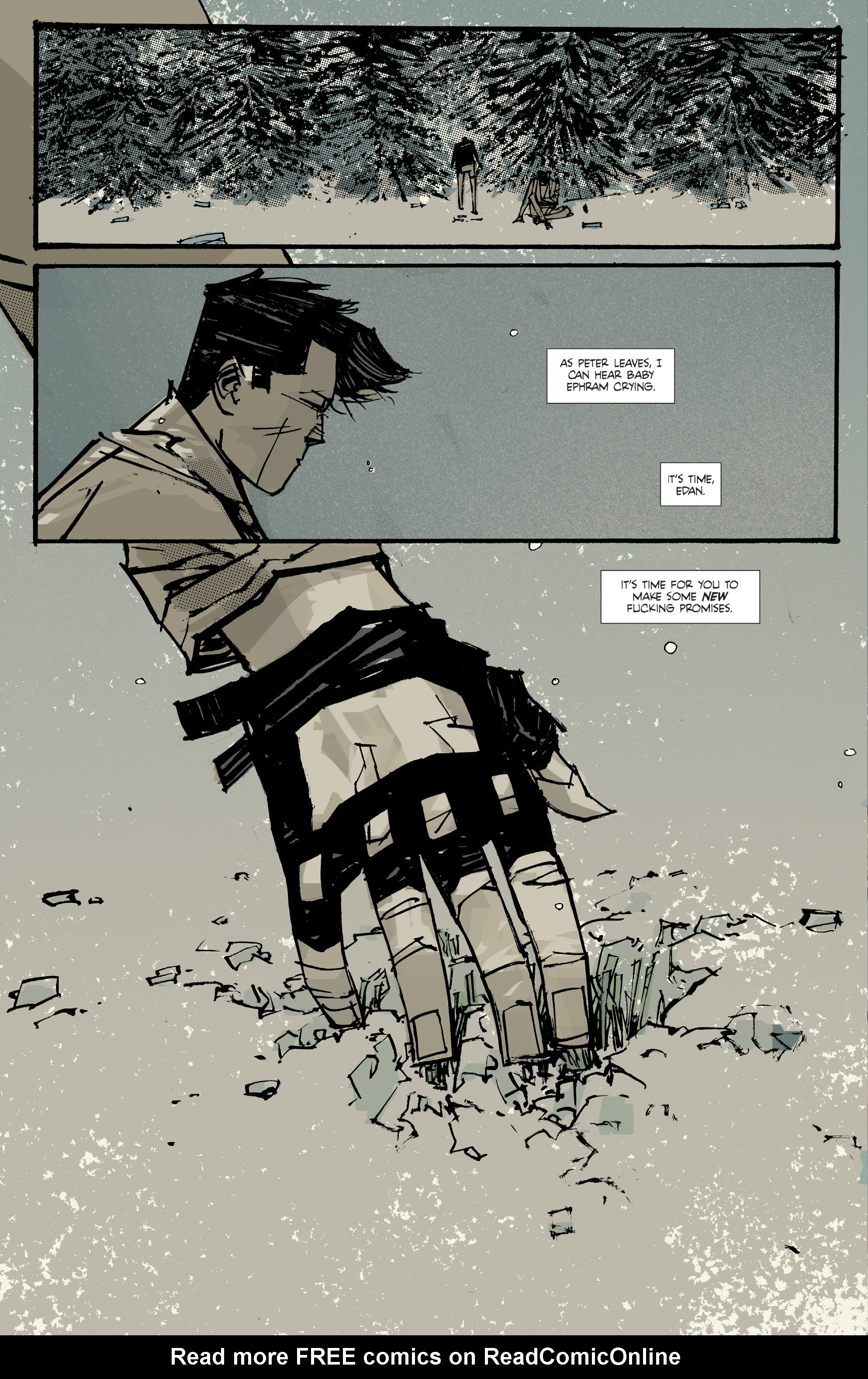 Read online The Few comic -  Issue #5 - 39