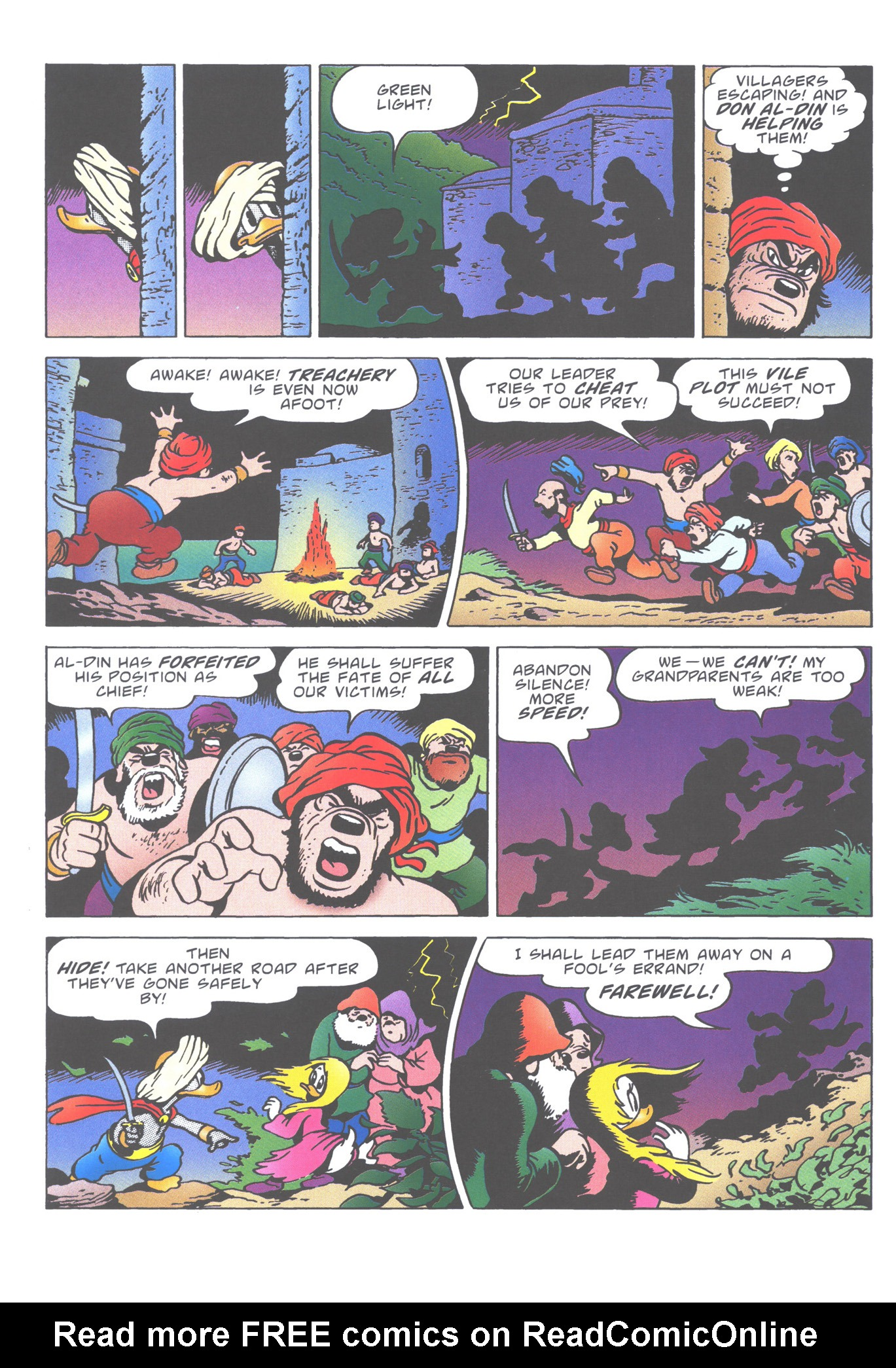 Read online Uncle Scrooge (1953) comic -  Issue #363 - 26