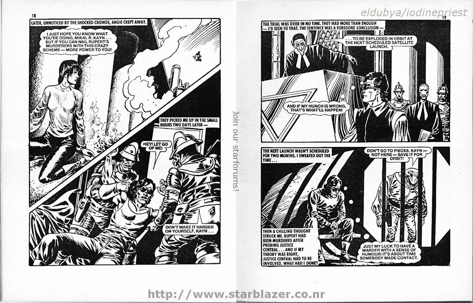 Starblazer issue 207 - Page 11