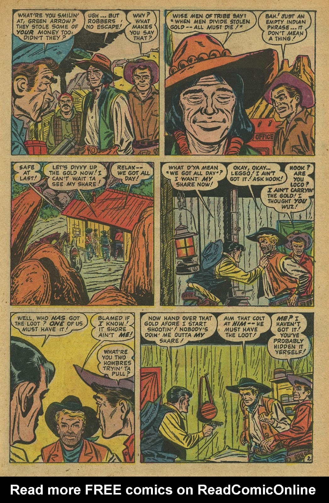 Apache Kid issue 3 - Page 23