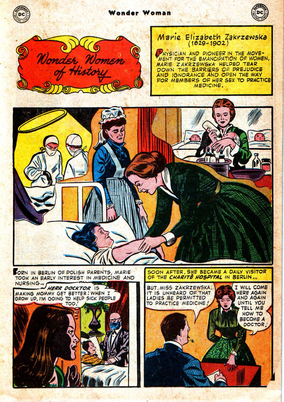 Read online Wonder Woman (1942) comic -  Issue #57 - 14