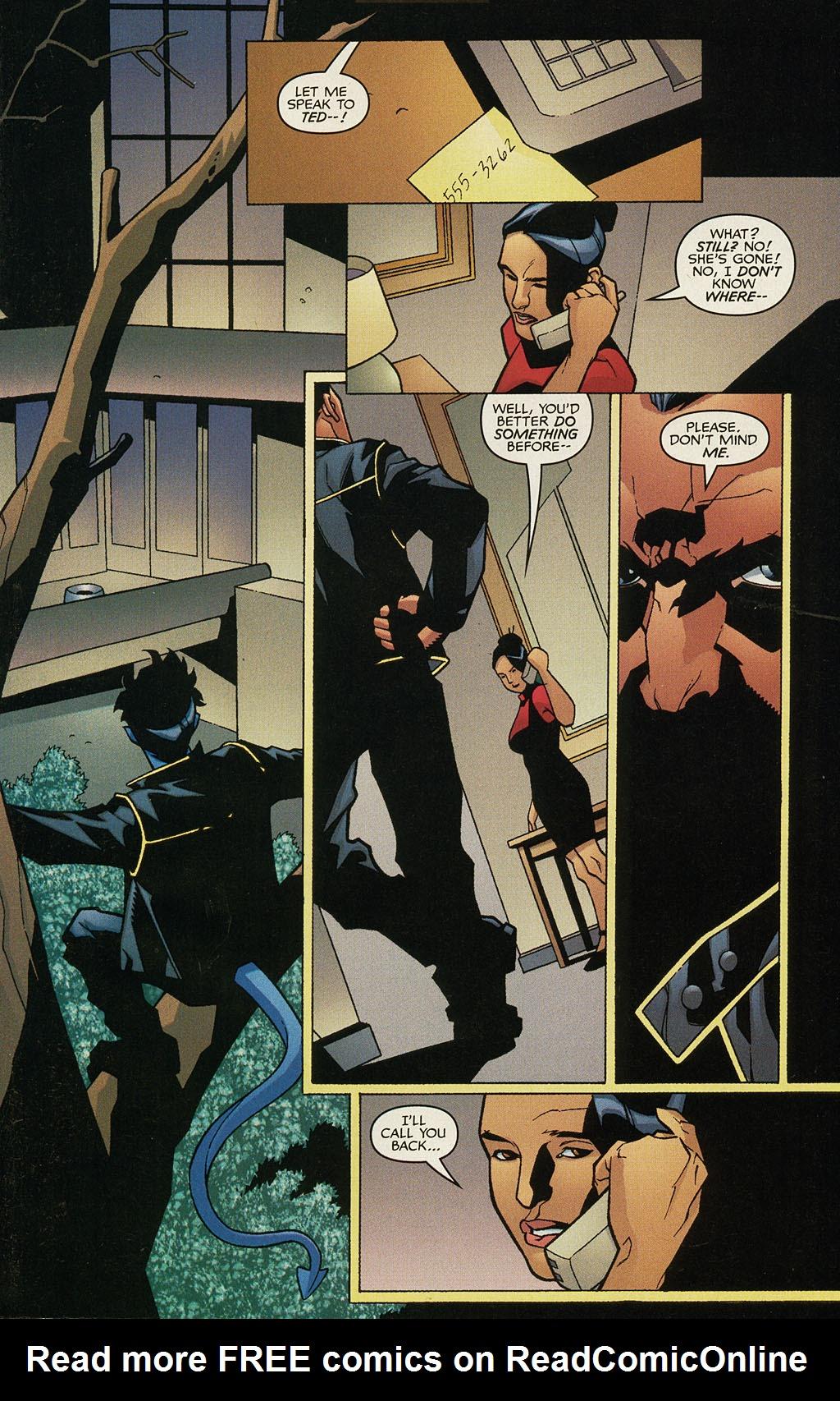 Read online Nightcrawler (2002) comic -  Issue #1 - 15