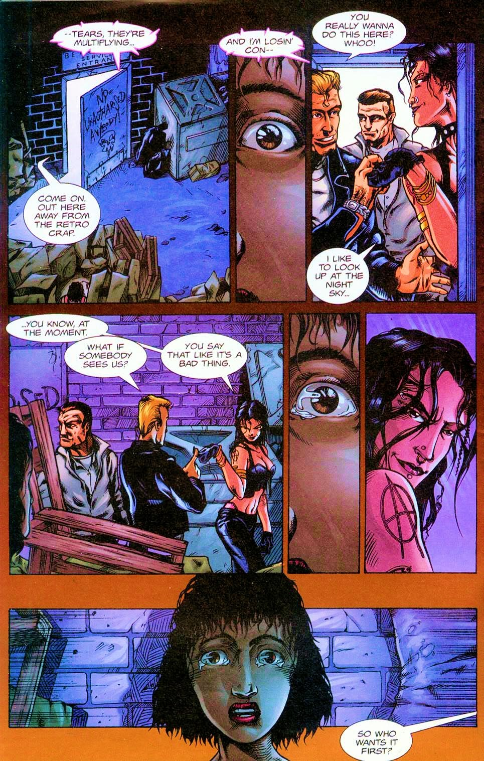 Shotgun Mary: Blood Lore issue 1 - Page 4