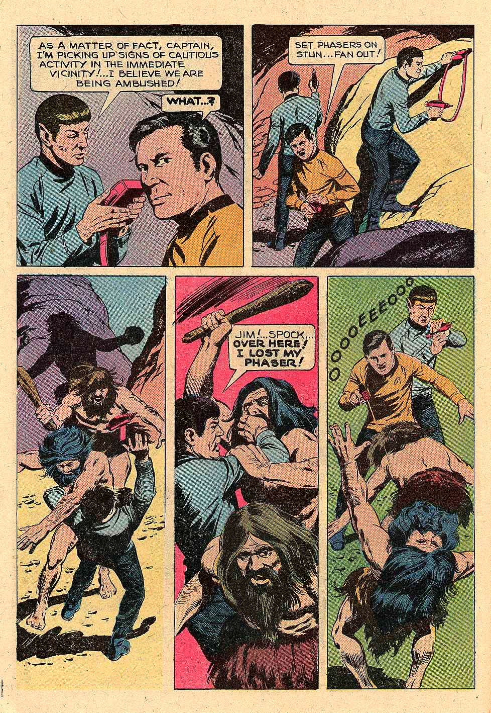 Star Trek (1967) issue 52 - Page 5