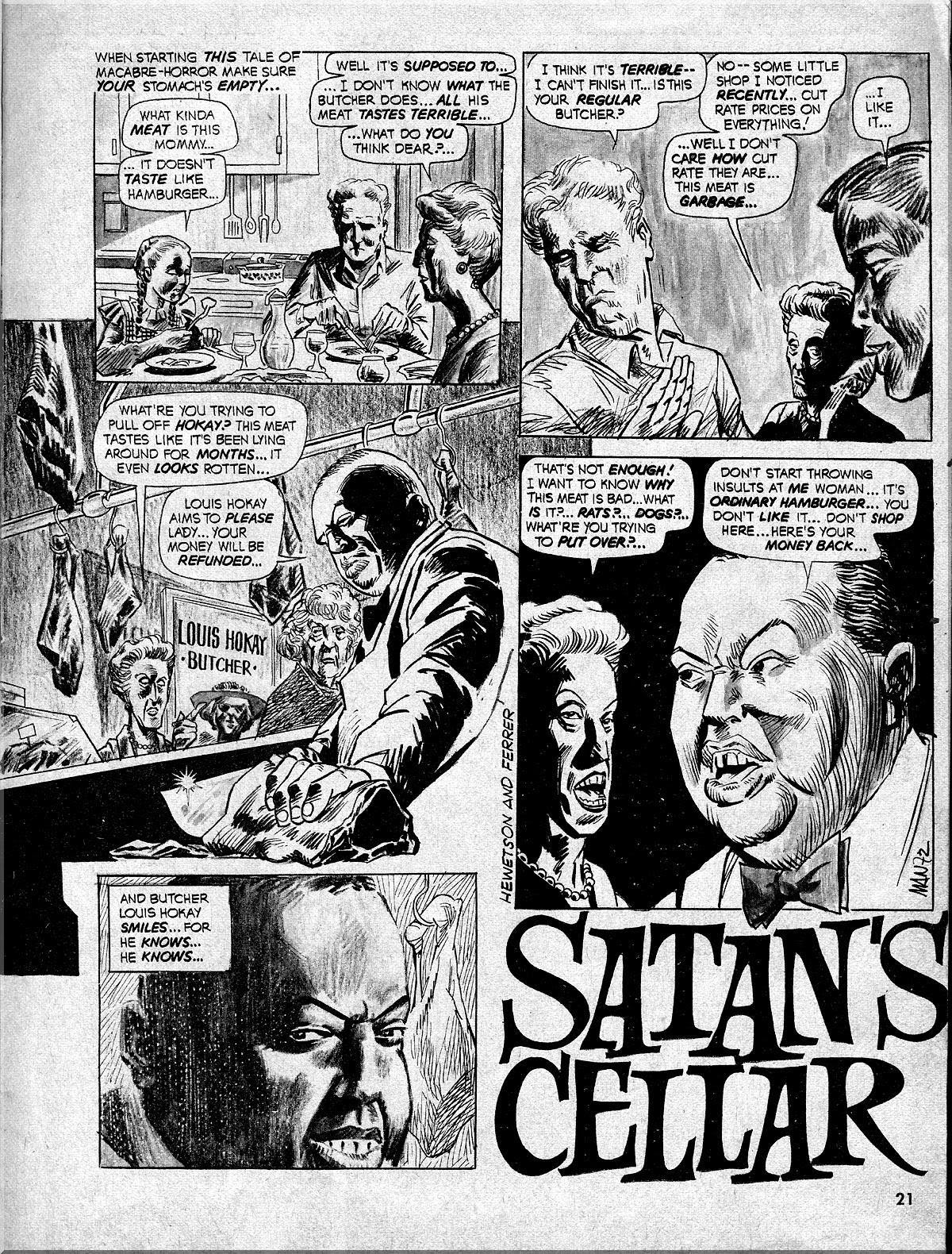 Nightmare (1970) issue 10 - Page 21