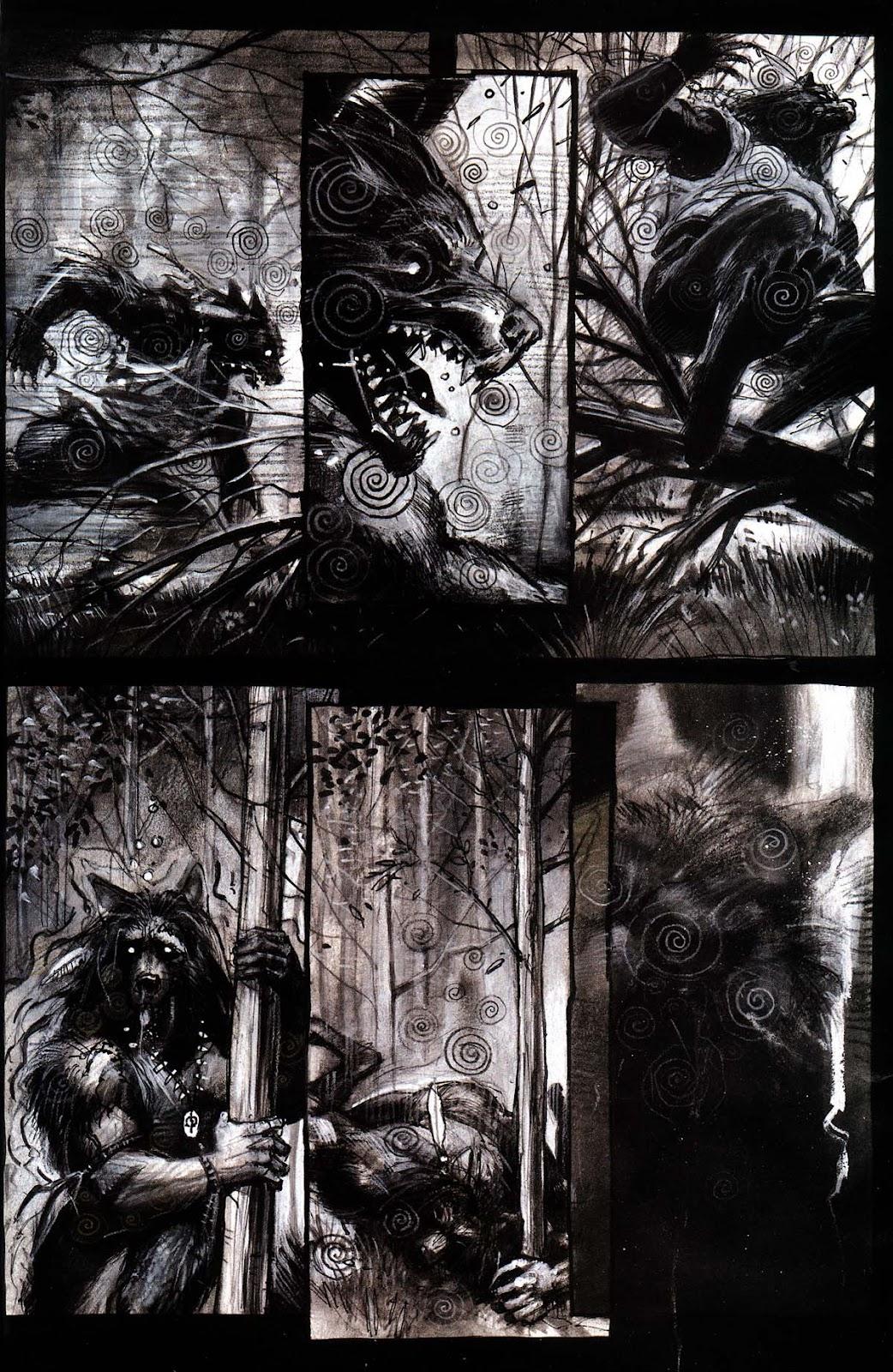 Read online Werewolf the Apocalypse comic -  Issue # Black Furies - 31