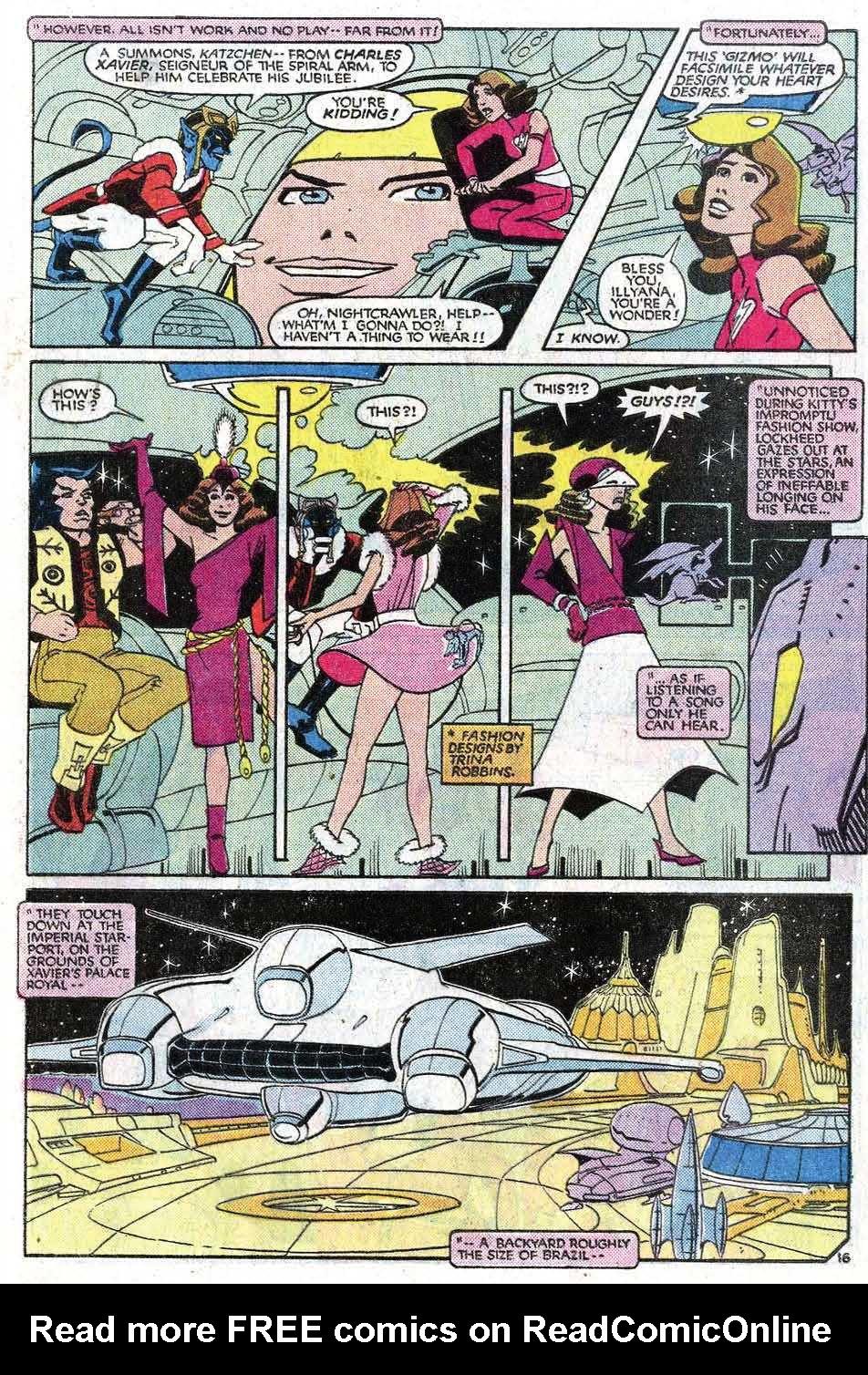 Read online Uncanny X-Men (1963) comic -  Issue # _Annual 8 - 20