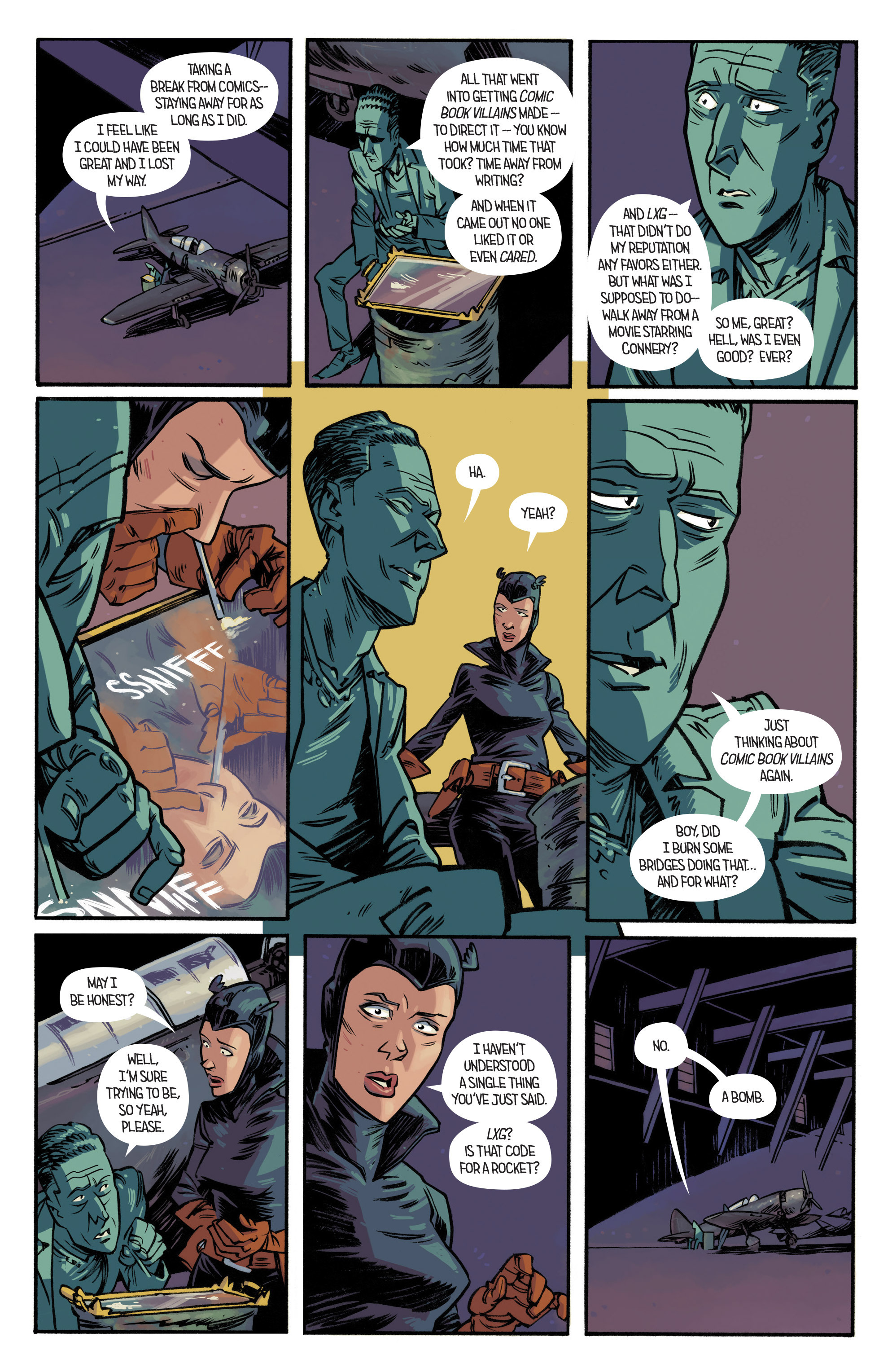 Read online Airboy comic -  Issue #4 - 8