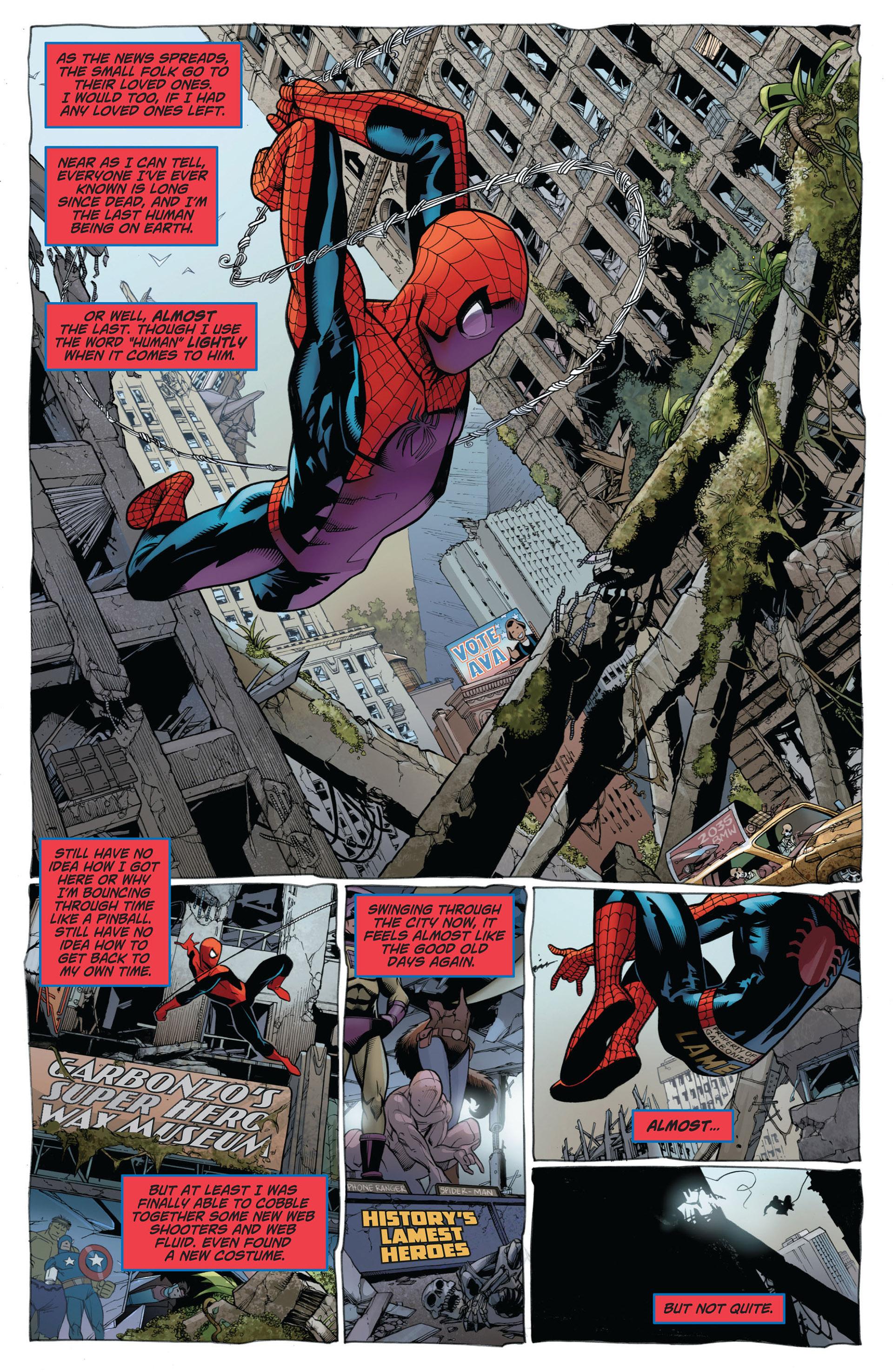 Read online Astonishing Spider-Man & Wolverine comic -  Issue #2 - 6